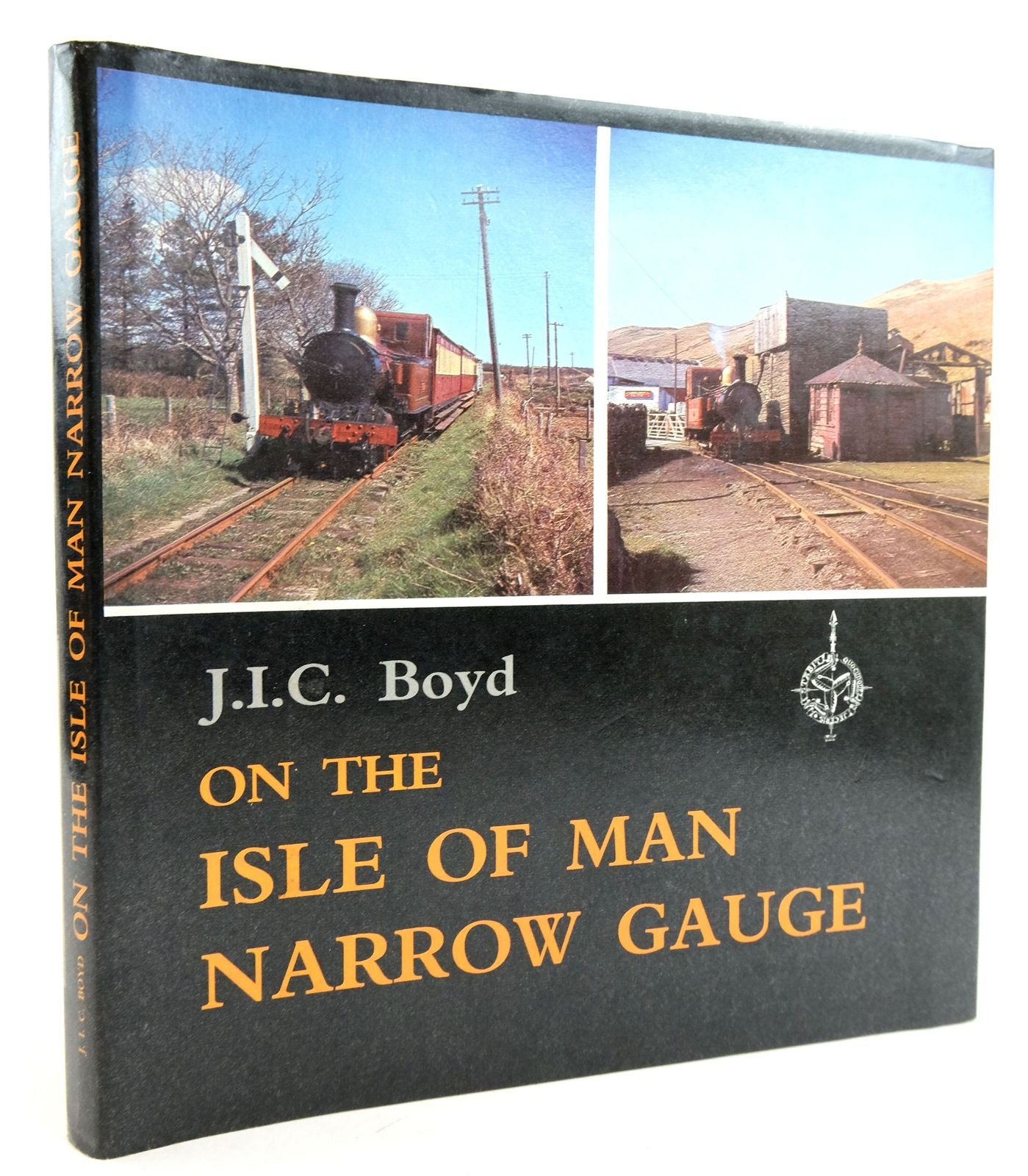 Photo of ON THE ISLE OF MAN NARROW GAUGE written by Boyd, James I.C. published by D. Bradford Barton (STOCK CODE: 1819831)  for sale by Stella & Rose's Books