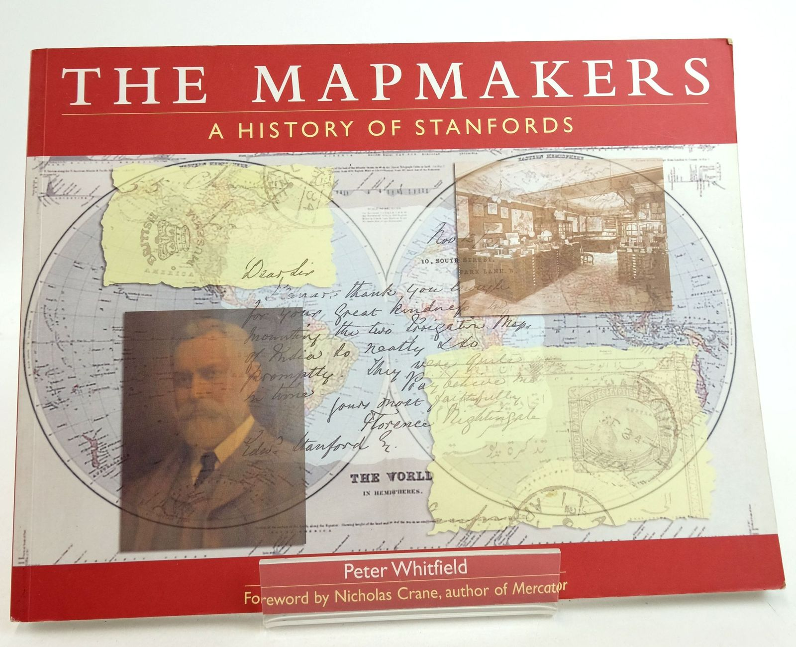 Photo of THE MAPMAKERS: A HISTORY OF STANFORDS- Stock Number: 1819832