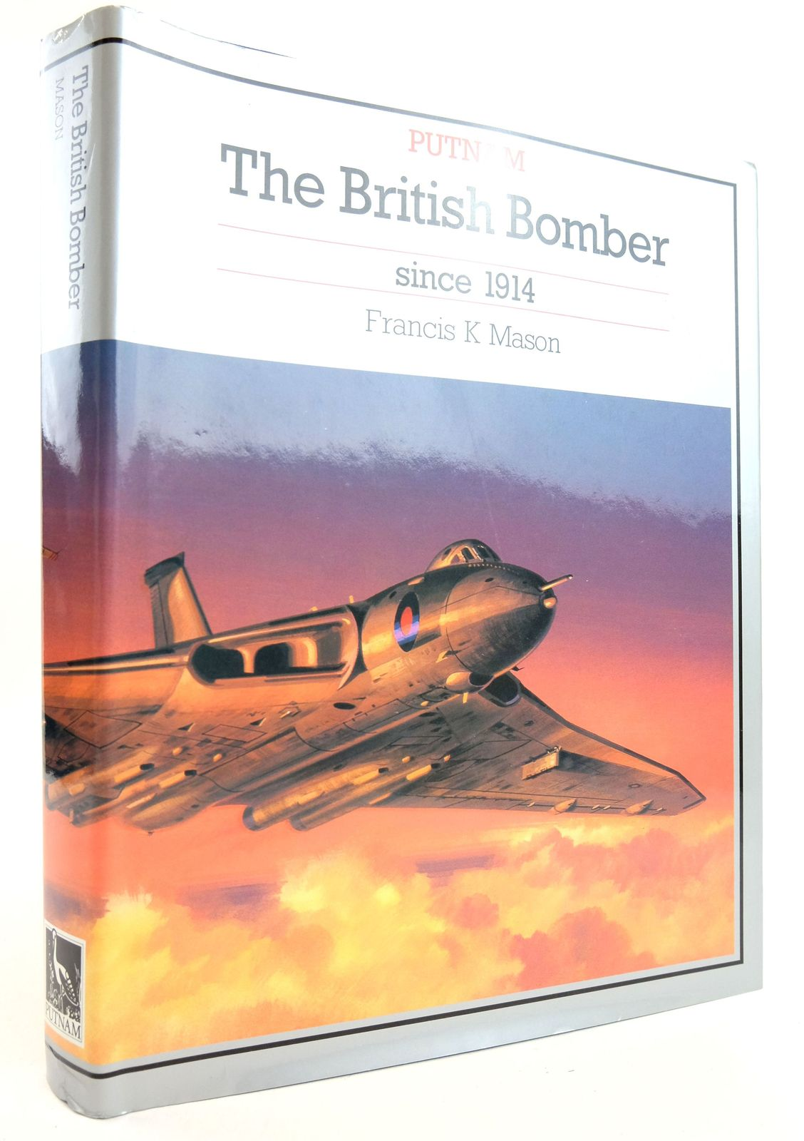 Photo of THE BRITISH BOMBER SINCE 1914- Stock Number: 1819834