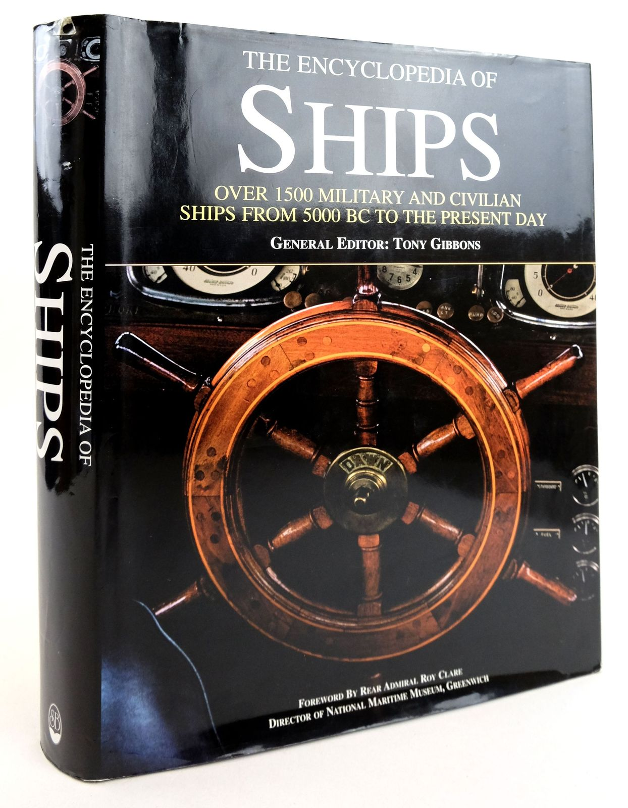 Photo of THE ENCYCLOPEDIA OF SHIPS written by Gibbons, Tony published by Silverdale Books (STOCK CODE: 1819835)  for sale by Stella & Rose's Books