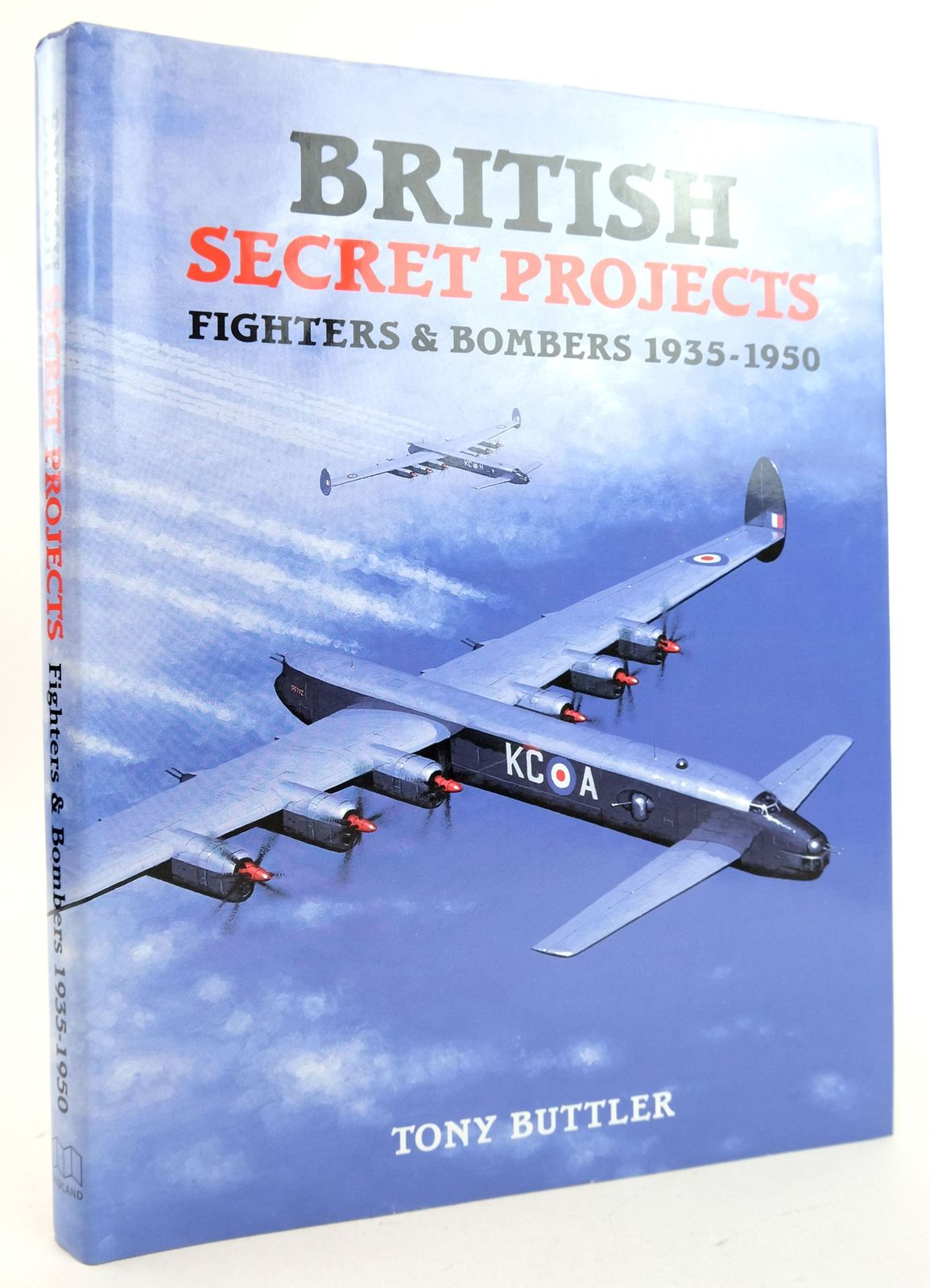 Photo of BRITISH SECRET PROJECTS: FIGHTERS & BOMBERS 1935-1950- Stock Number: 1819841