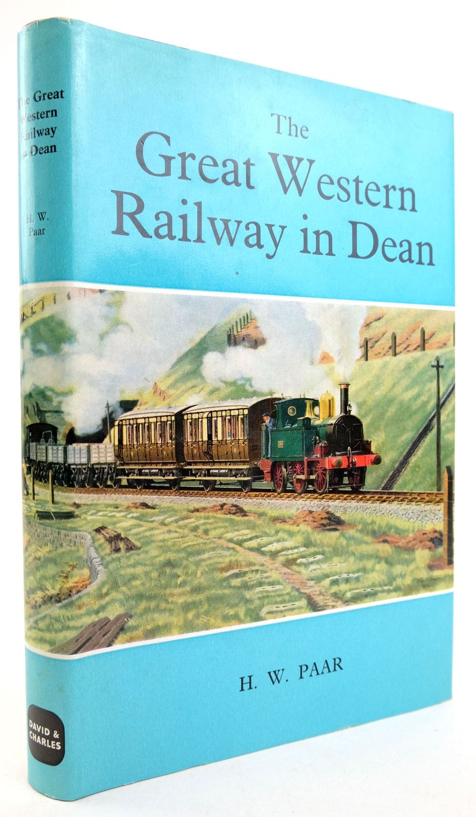 Photo of THE GREAT WESTERN RAILWAY IN DEAN: A HISTORY OF THE RAILWAYS OF THE FOREST OF DEAN: PART TWO- Stock Number: 1819847