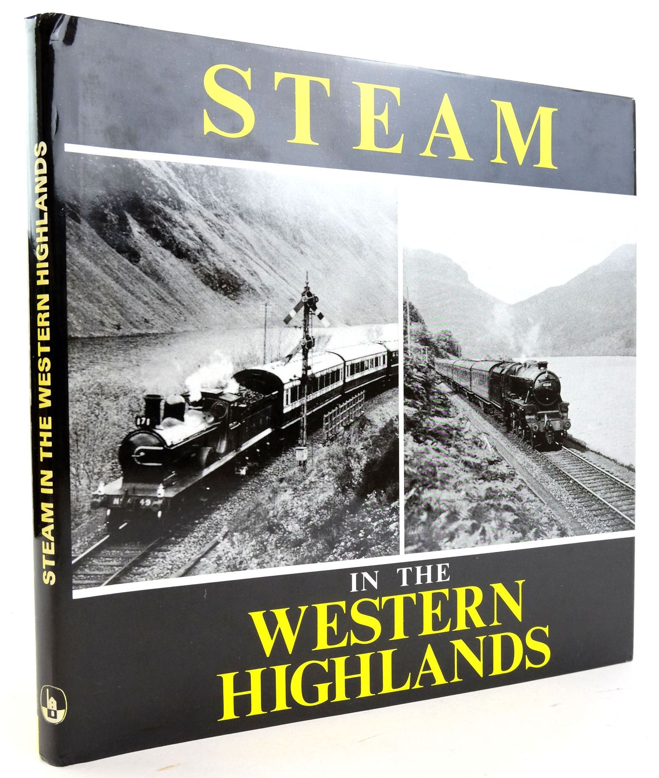 Photo of STEAM IN THE WESTERN HIGHLANDS written by Kernahan, Jack published by D. Bradford Barton (STOCK CODE: 1819868)  for sale by Stella & Rose's Books