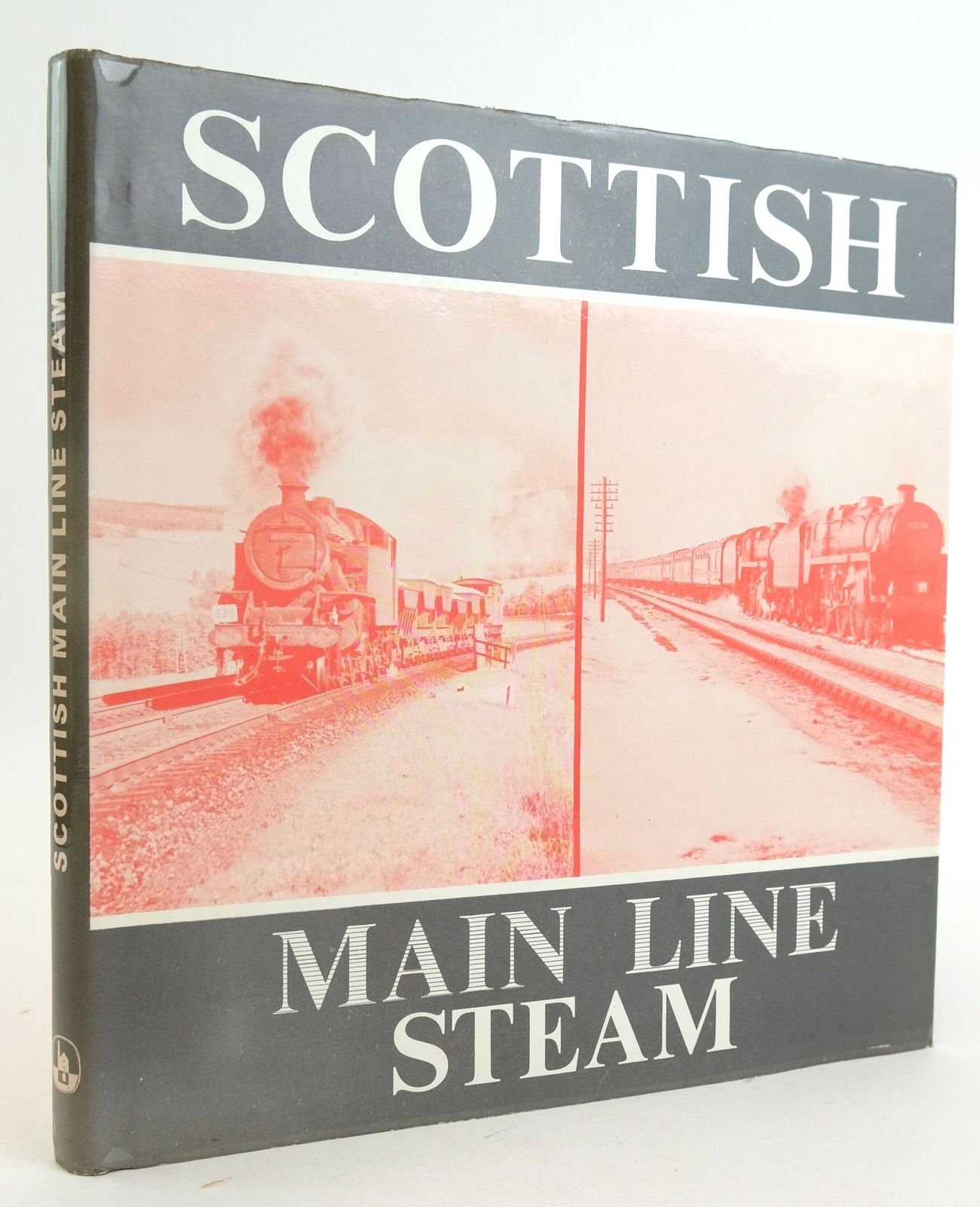 Photo of SCOTTISH MAIN LINE STEAM written by Kernahan, Jack published by D. Bradford Barton (STOCK CODE: 1819870)  for sale by Stella & Rose's Books