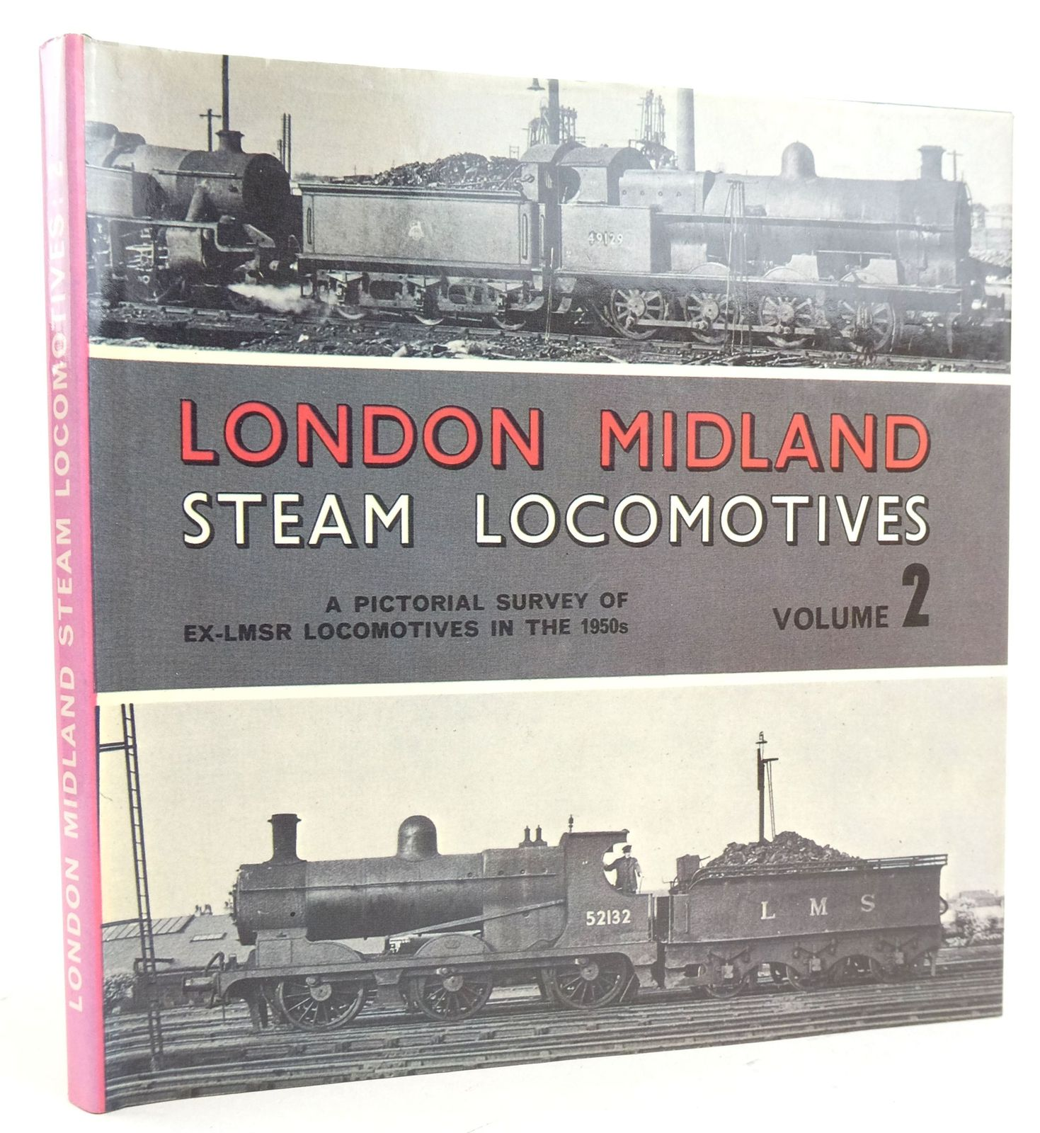 Photo of LONDON MIDLAND STEAM LOCOMOTIVES VOLUME 2 written by Morrison, Brian published by D. Bradford Barton (STOCK CODE: 1819872)  for sale by Stella & Rose's Books