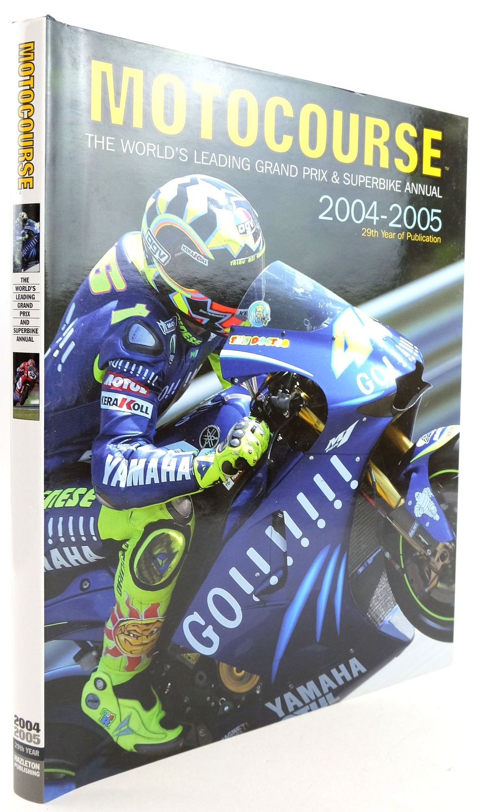 Photo of MOTOCOURSE 2004-2005 published by Hazleton Publishing (STOCK CODE: 1819878)  for sale by Stella & Rose's Books