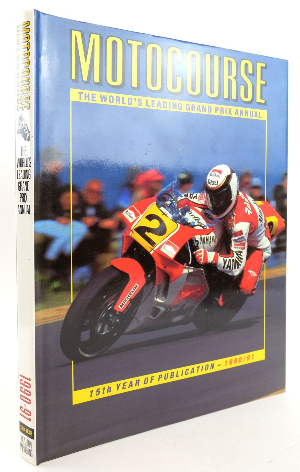 Photo of MOTOCOURSE 1990-91 published by Hazleton Publishing (STOCK CODE: 1819880)  for sale by Stella & Rose's Books
