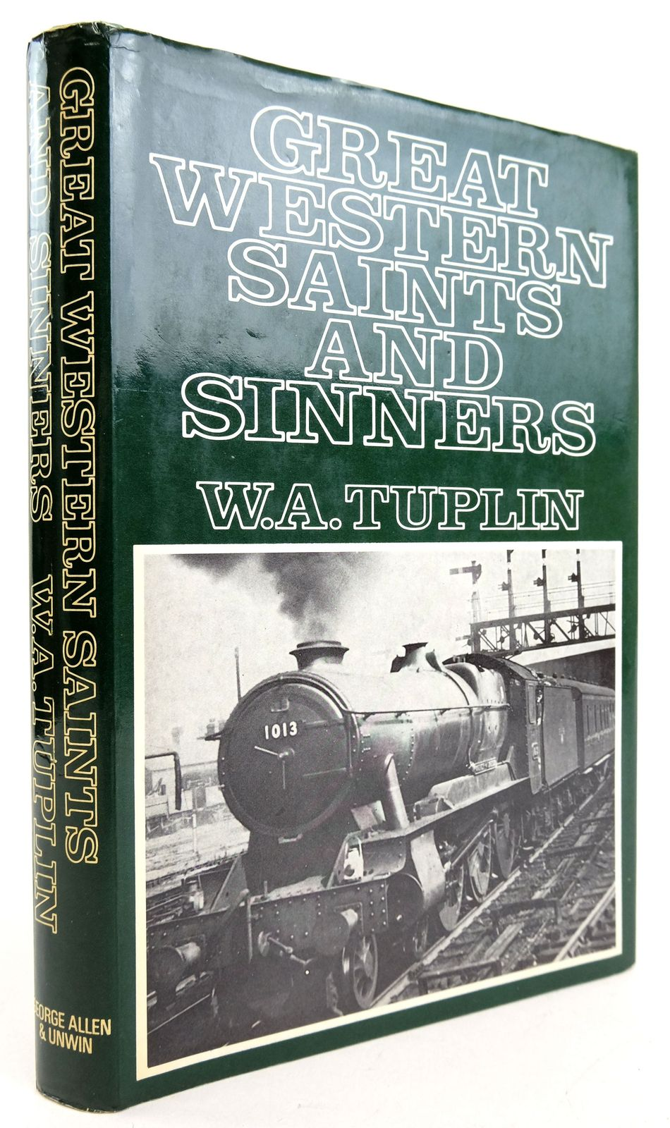 Photo of GREAT WESTERN SAINTS AND SINNERS- Stock Number: 1819889