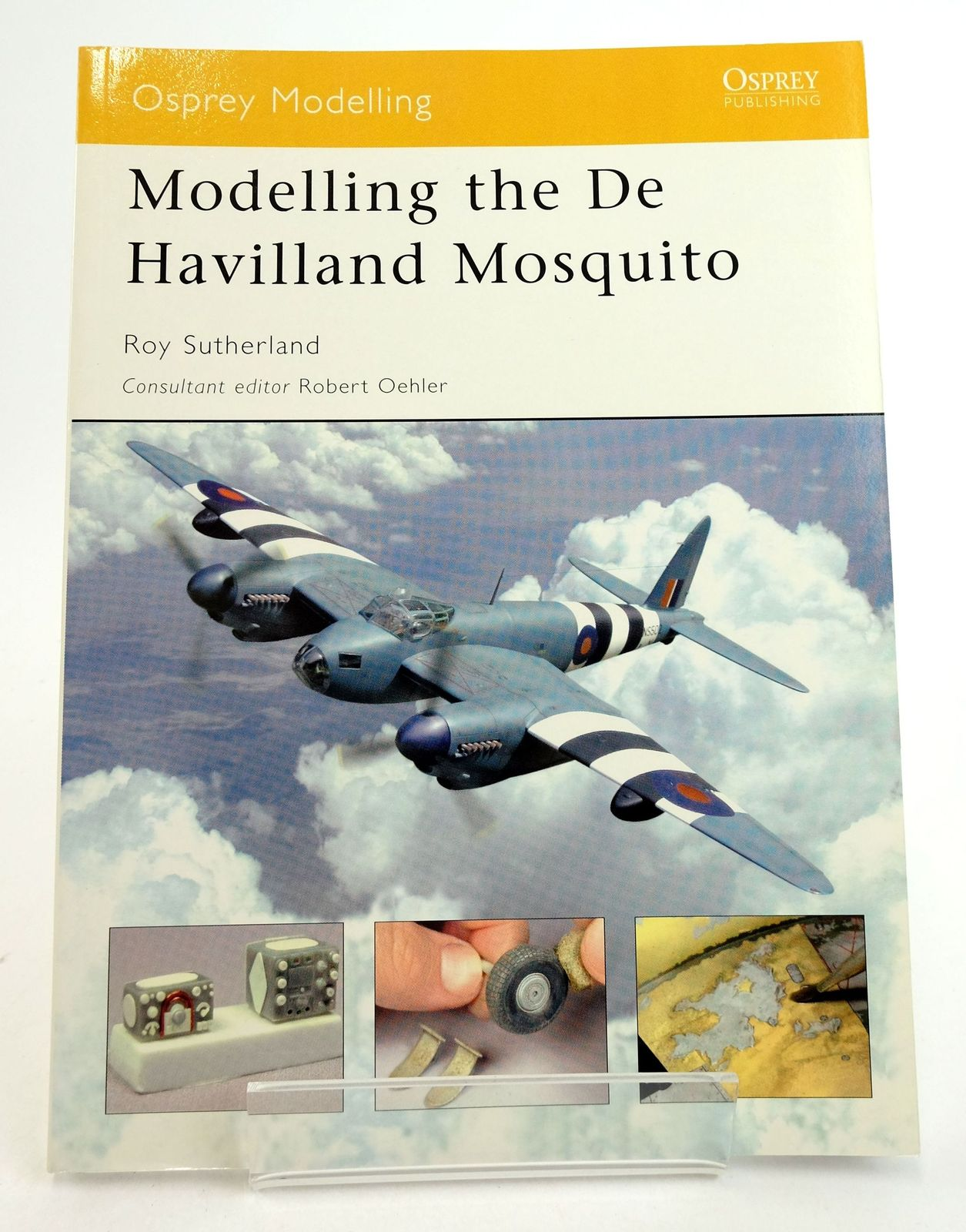 Photo of MODELLING THE DE HAVILLAND MOSQUITO (OSPREY MODELLING 7) written by Sutherland, Roy published by Osprey Publishing (STOCK CODE: 1819895)  for sale by Stella & Rose's Books