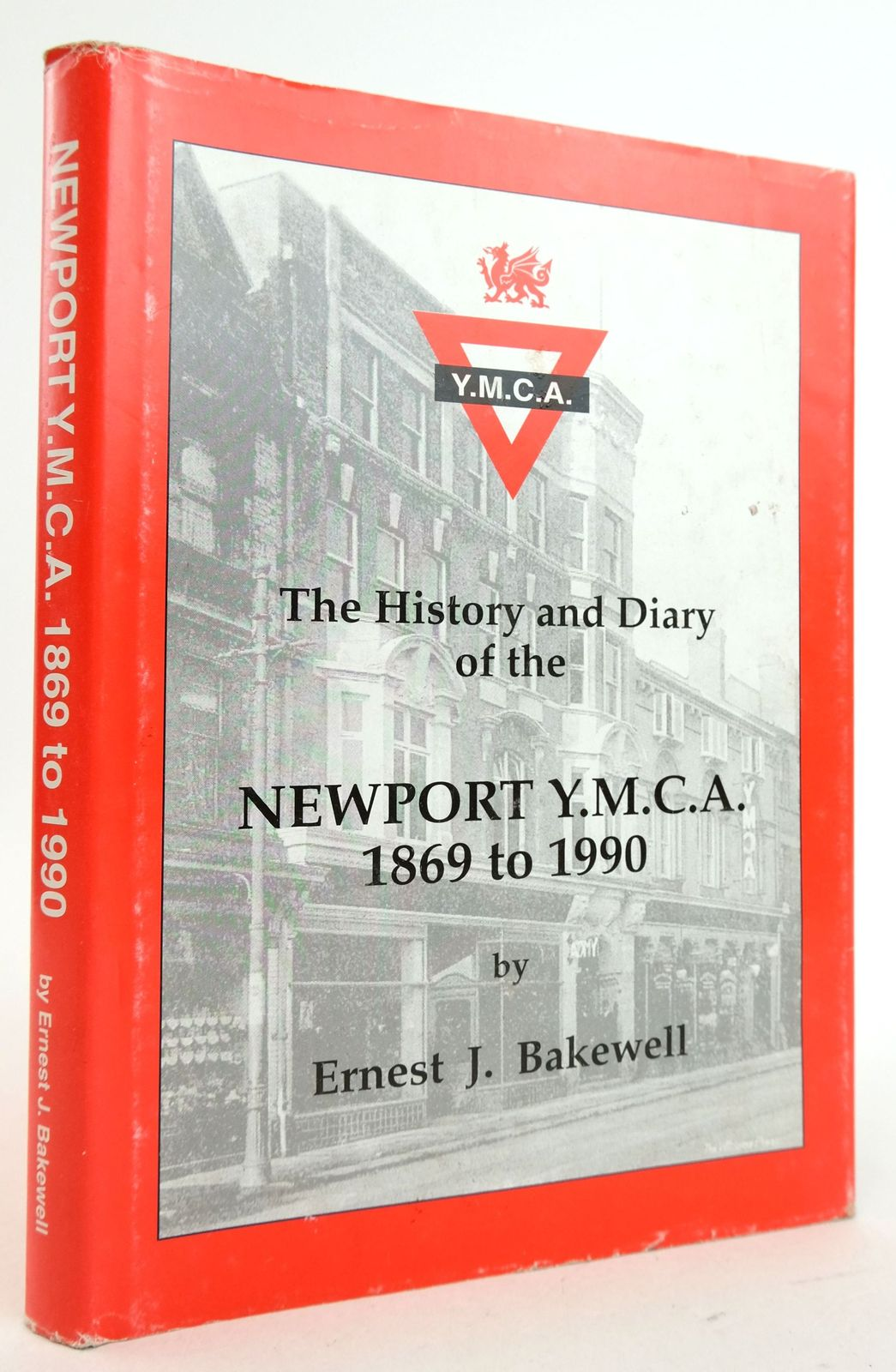 Photo of THE HISTORY AND DIARY OF THE NEWPORT Y.M.C.A. 1869 TO 1990- Stock Number: 1819901