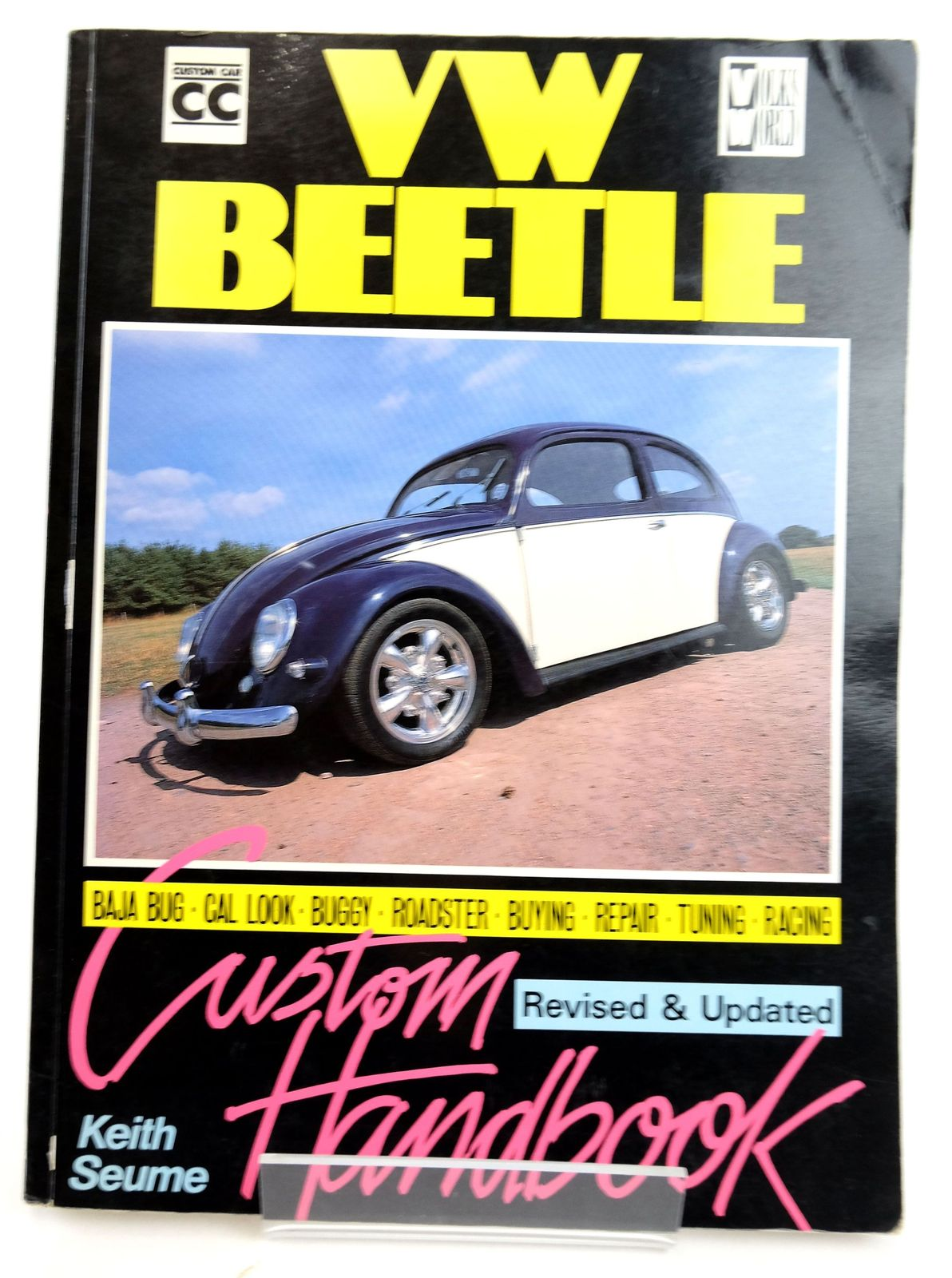 Photo of VW BEETLE: CUSTOM HANDBOOK written by Seume, Keith published by Bay View Books (STOCK CODE: 1819923)  for sale by Stella & Rose's Books