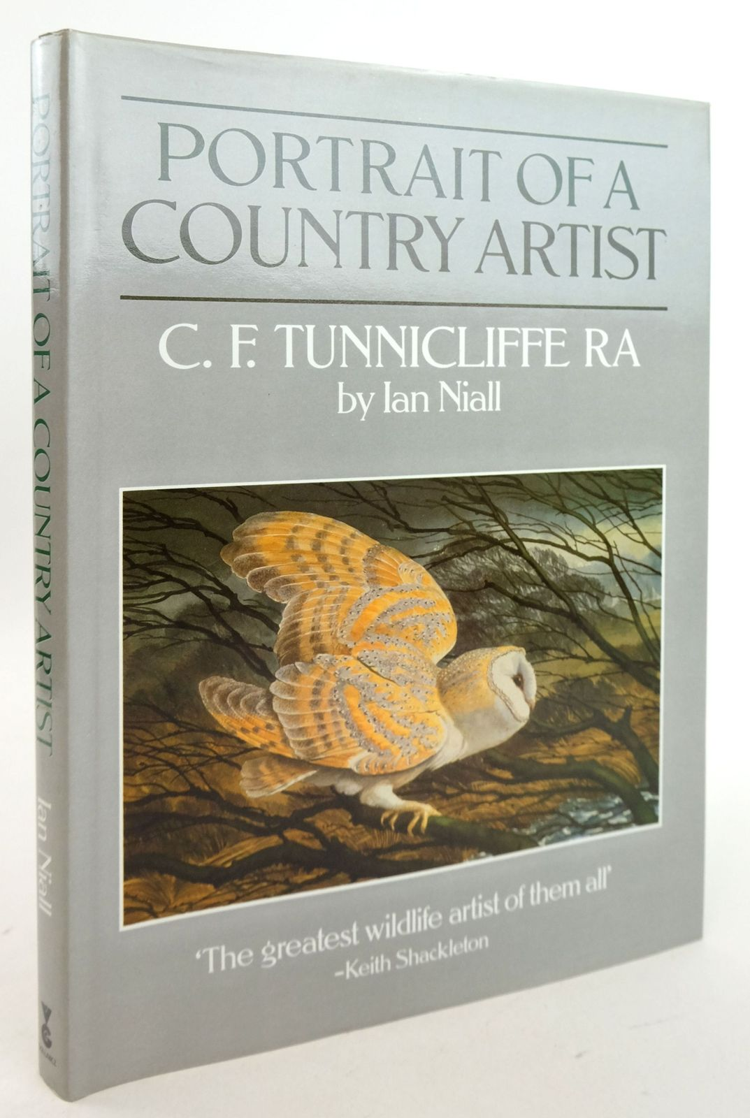 Photo of PORTRAIT OF A COUNTRY ARTIST: C.F. TUNNICLIFFE R.A. 1901-1979 written by Niall, Ian illustrated by Tunnicliffe, C.F. published by Victor Gollancz (STOCK CODE: 1819925)  for sale by Stella & Rose's Books