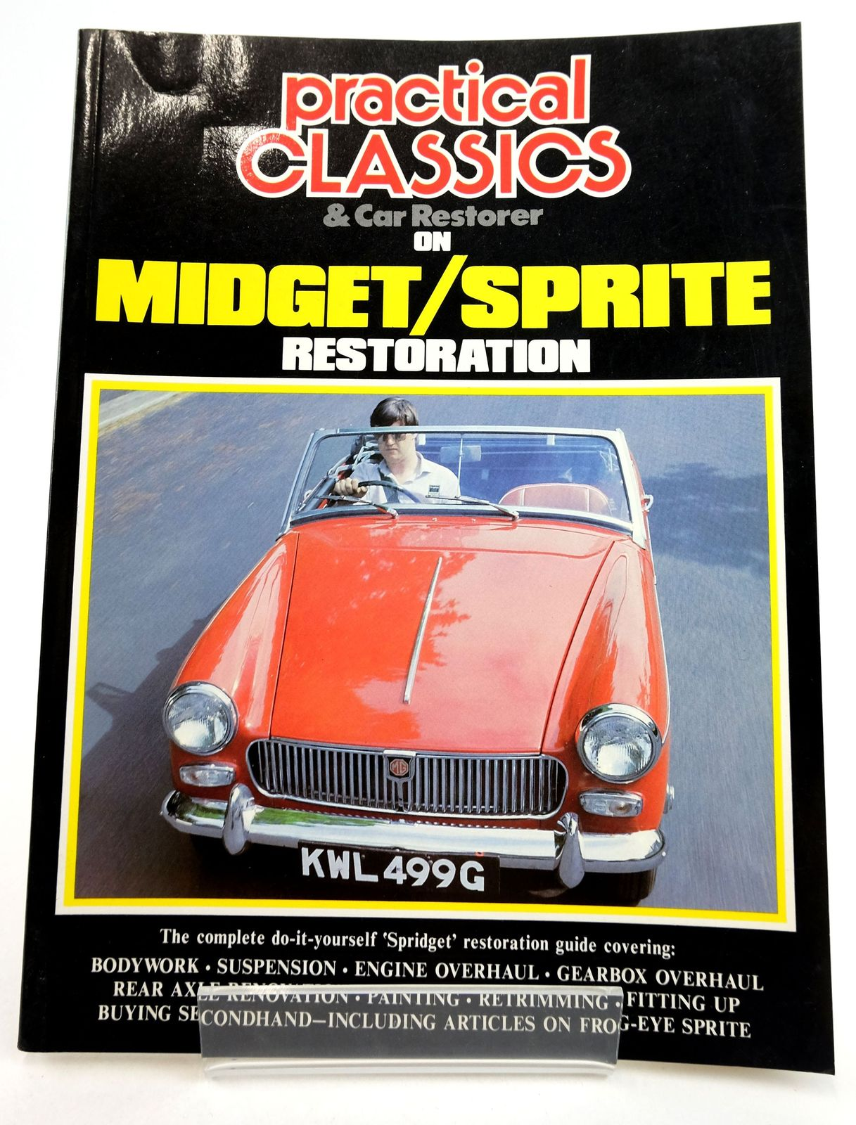 Photo of PRACTICAL CLASSICS & CAR RESTORER ON MIDGET/SPRITE RESTORATION- Stock Number: 1819928