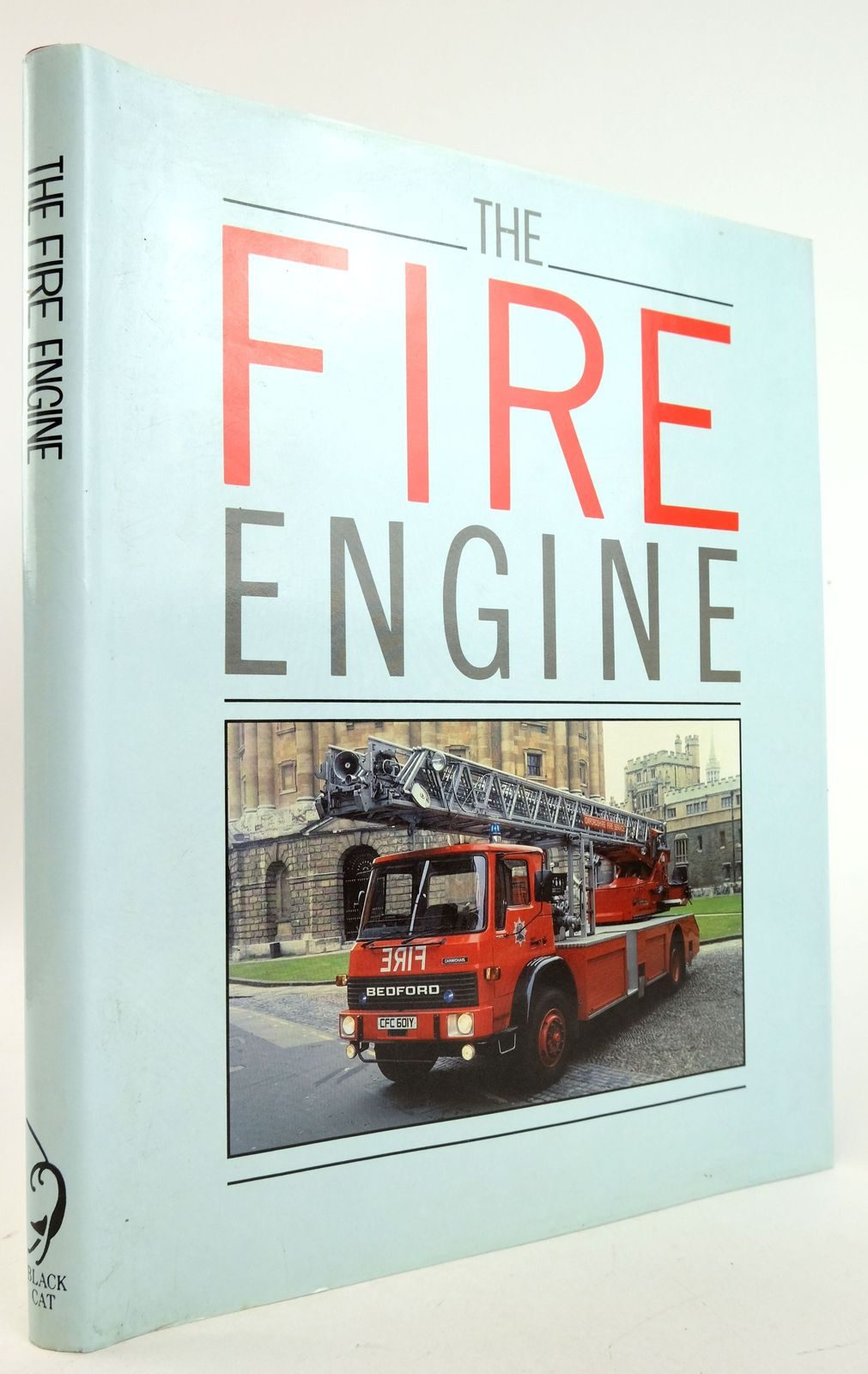 Photo of THE FIRE ENGINE: AN ILLUSTRATED HISTORY- Stock Number: 1819931