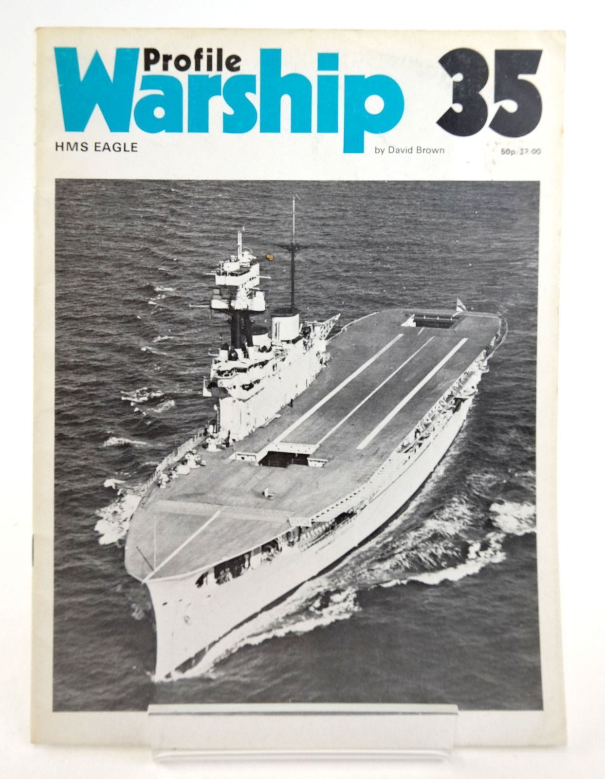 Photo of PROFILE WARSHIP 35: HMS EAGLE- Stock Number: 1819939