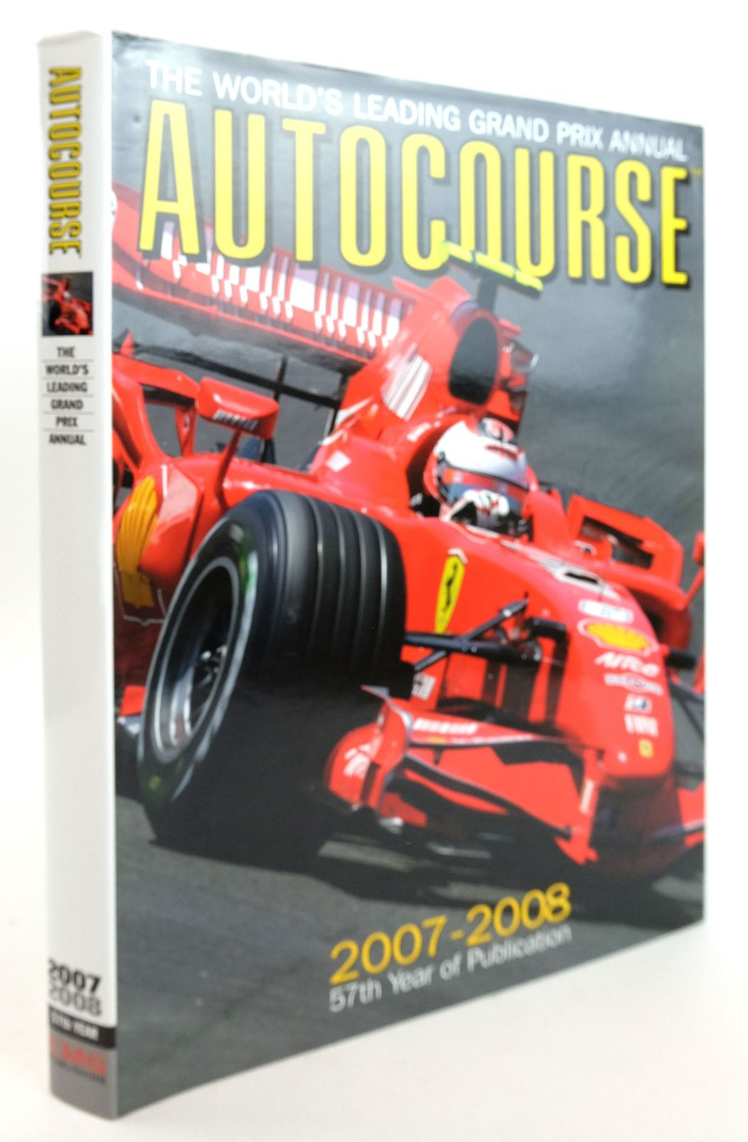 Photo of AUTOCOURSE 2007-2008- Stock Number: 1819956
