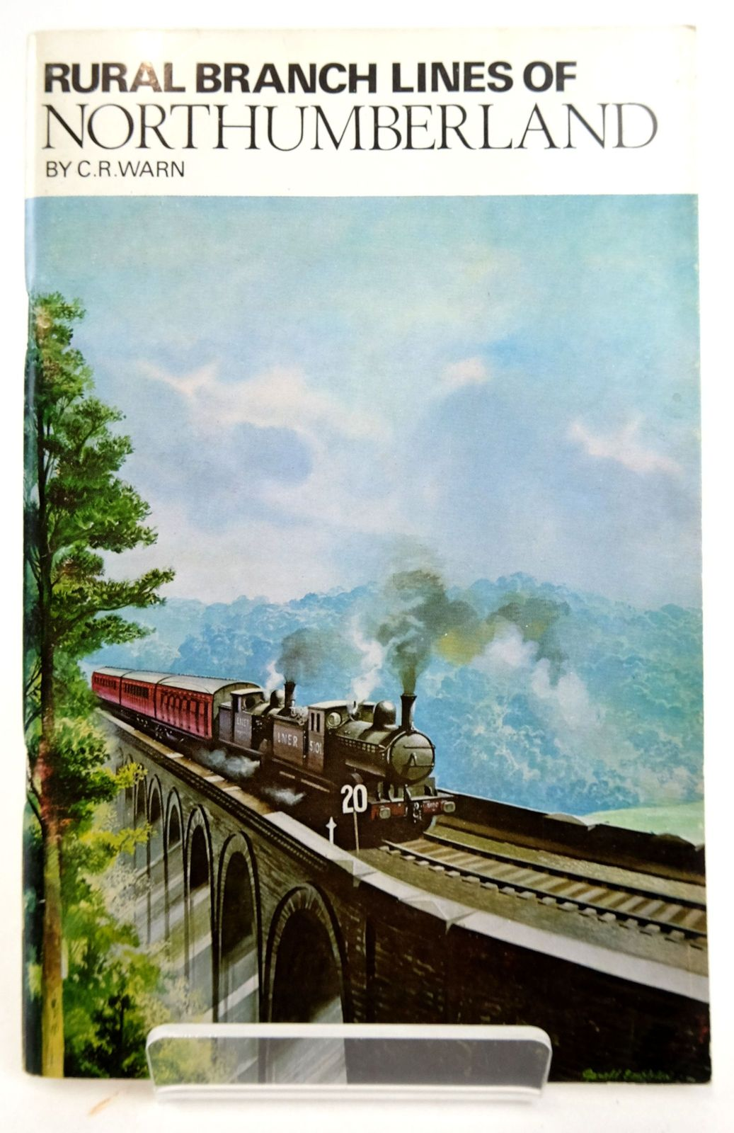 Photo of RURAL BRANCH LINES OF NORTHUMBERLAND- Stock Number: 1819960