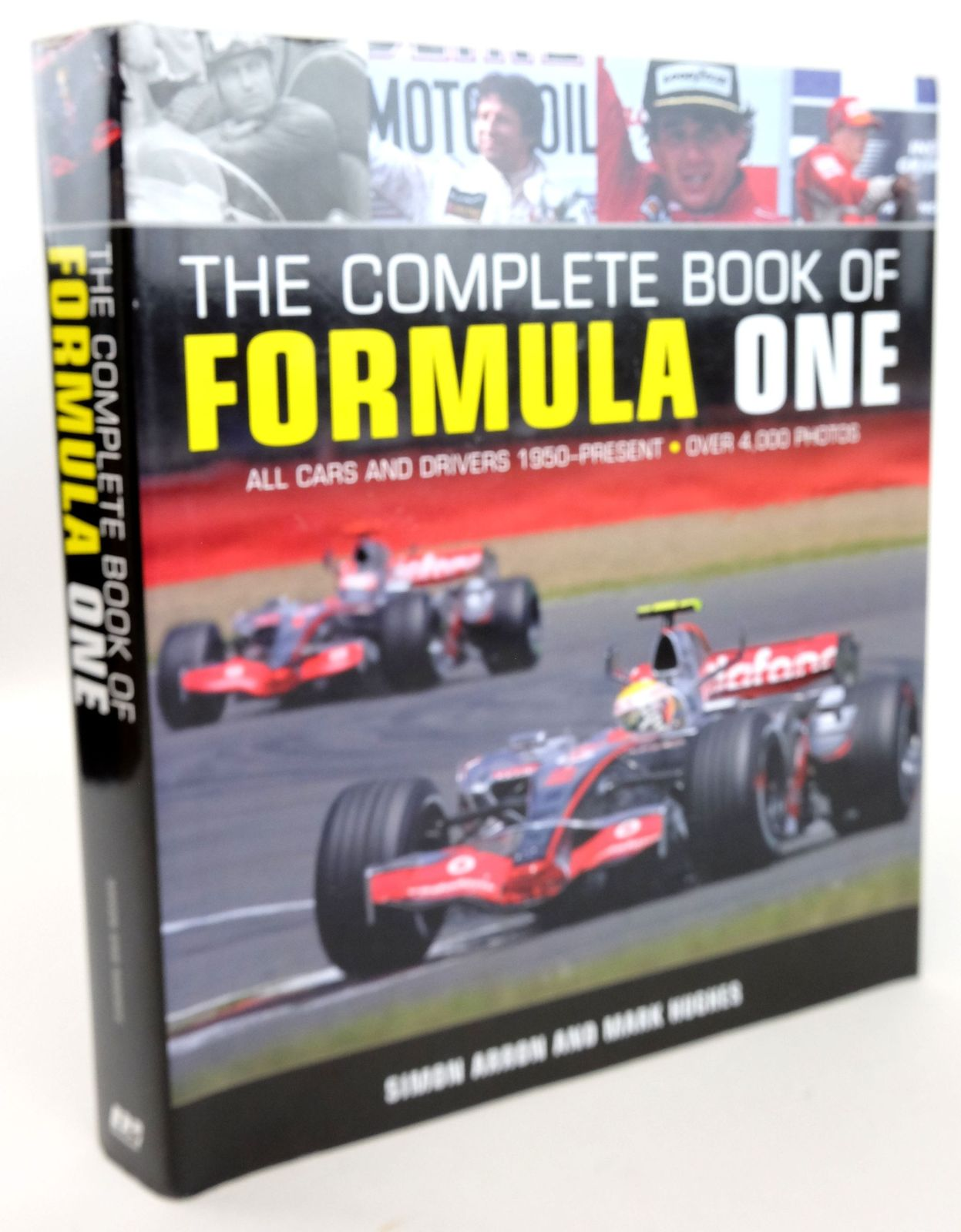 Photo of THE COMPLETE BOOK OF FORMULA ONE written by Arron, Simon Hughes, Mark published by Motor Books International (STOCK CODE: 1819972)  for sale by Stella & Rose's Books