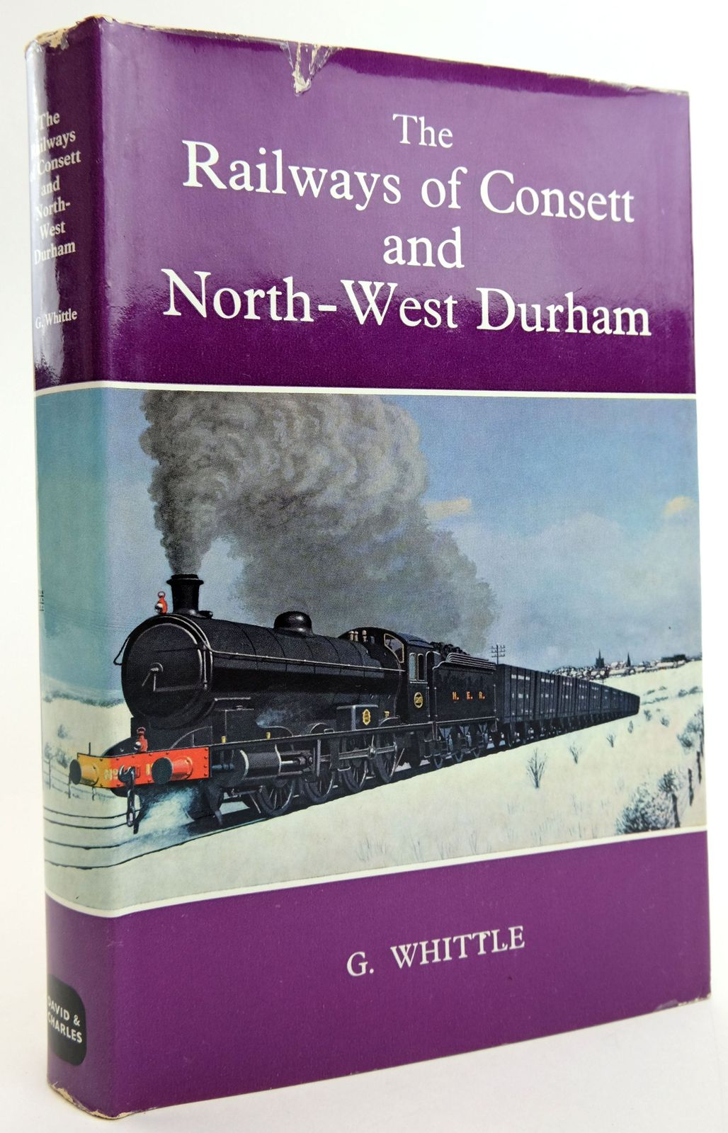 Photo of THE RAILWAYS OF CONSETT AND NORTH-WEST DURHAM- Stock Number: 1820006