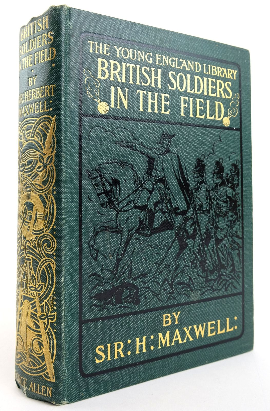 Photo of BRITISH SOLDIERS IN THE FIELD (THE YOUNG ENGLAND LIBRARY)- Stock Number: 1820018