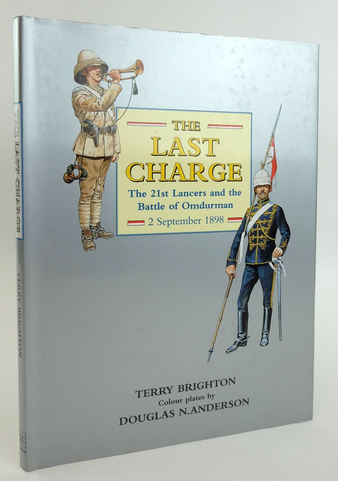 Photo of THE LAST CHARGE: THE 21ST LANCERS AND THE BATTLE OF OMDURMAN 2 SEPTEMBER 1898- Stock Number: 1820027