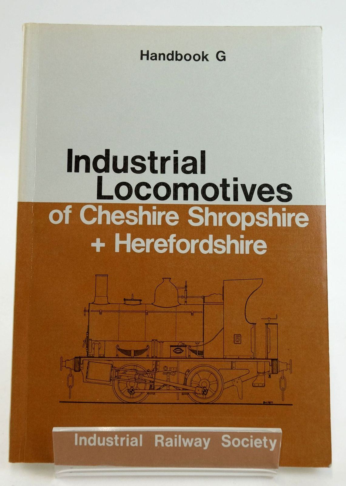 Photo of INDUSTRIAL LOCOMOTIVES OF CHESHIRE, SHROPSHIRE AND HEREFORDSHIRE- Stock Number: 1820066