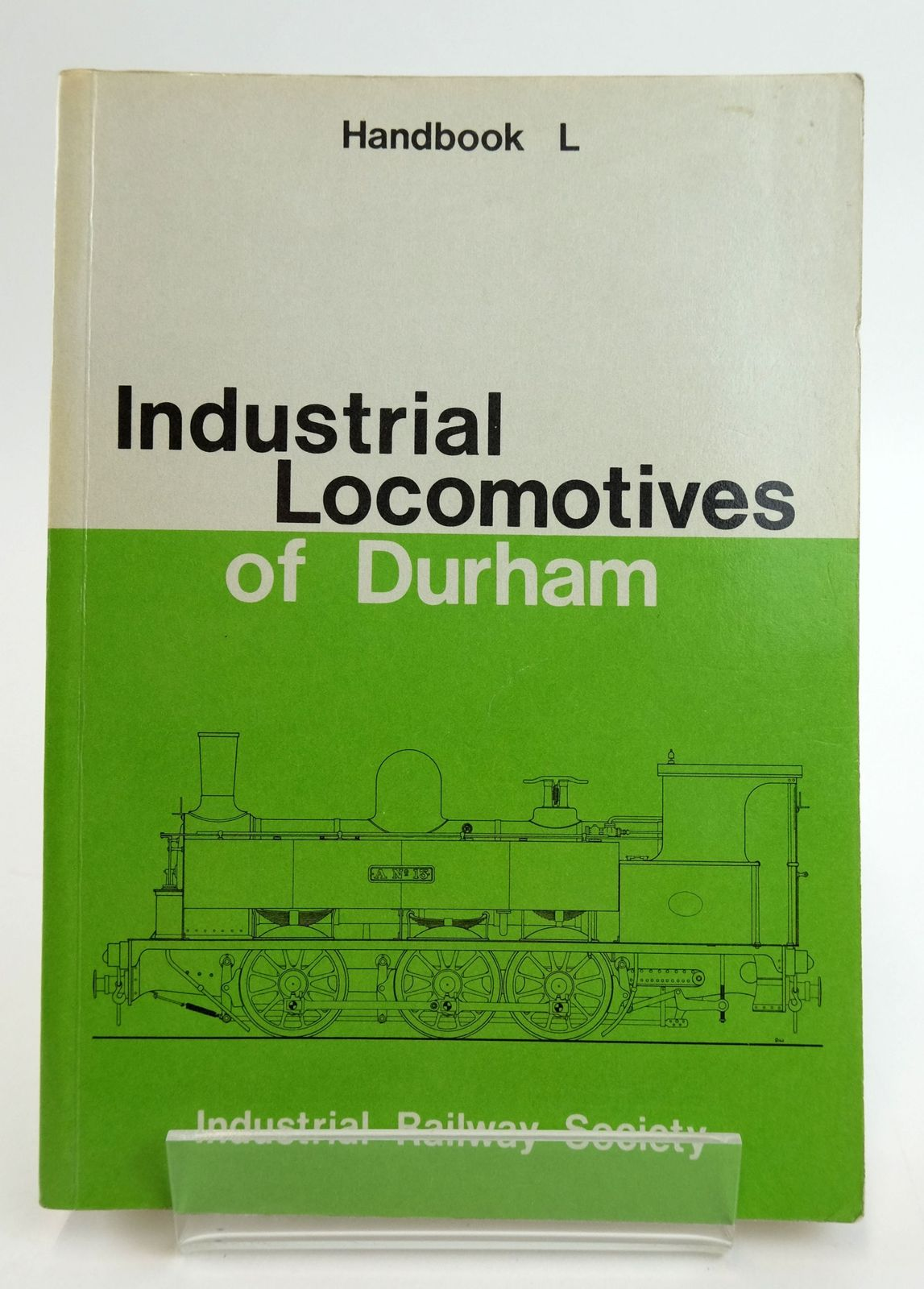 Photo of INDUSTRIAL LOCOMOTIVES OF DURHAM- Stock Number: 1820070