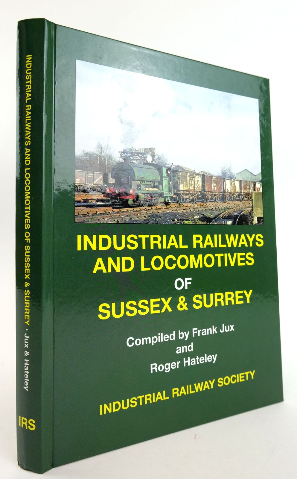 Photo of INDUSTRIAL RAILWAYS AND LOCOMOTIVES OF SUSSEX & SURREY- Stock Number: 1820071