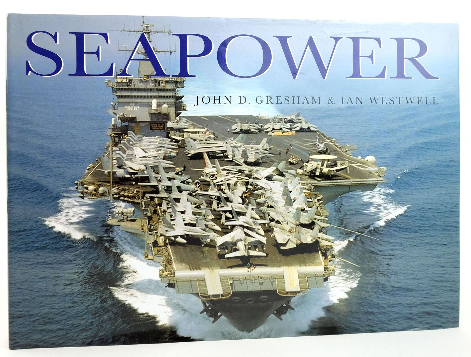 Photo of SEAPOWER written by Gresham, John Westwell, Ian published by Chartwell Books Inc. (STOCK CODE: 1820074)  for sale by Stella & Rose's Books