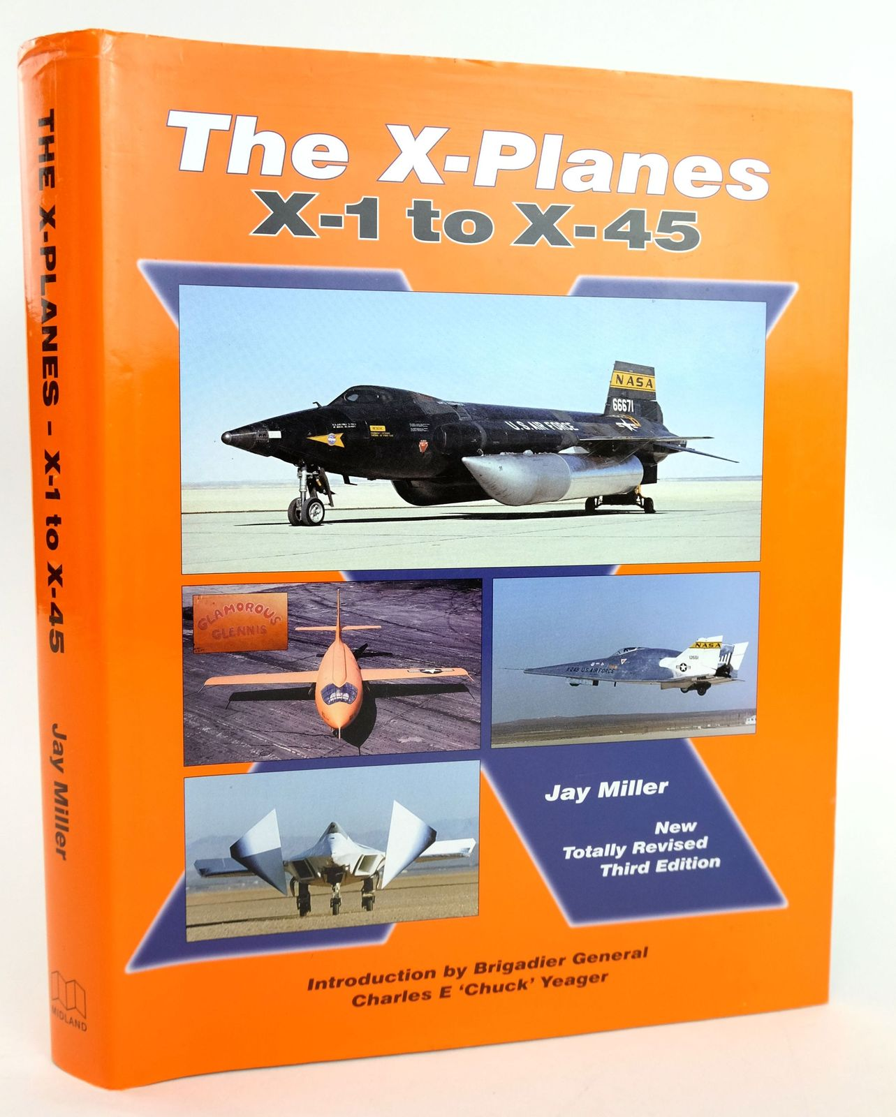 Photo of THE X-PLANES X-1 TO X-45- Stock Number: 1820079