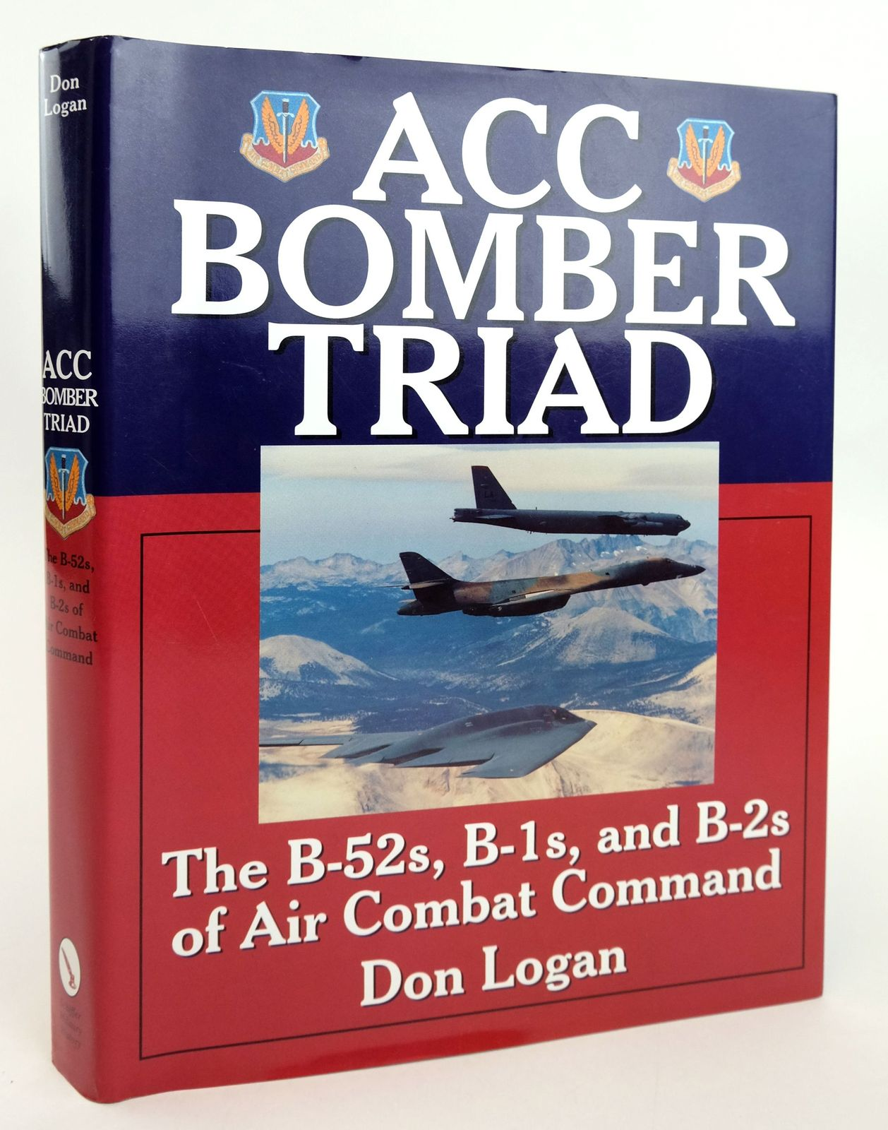 Photo of ACC BOMBER TRIAD: THE B-52S, B-1 S AND B-2S OF AIR COMBAT COMMAND- Stock Number: 1820081