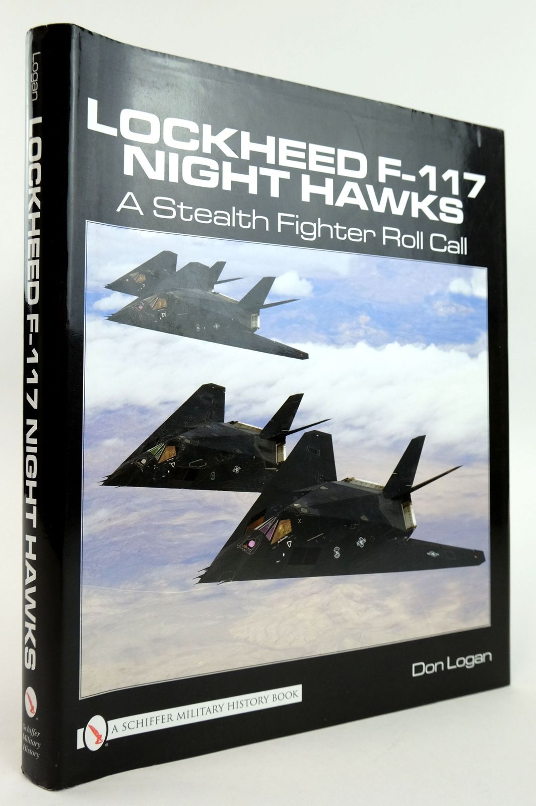 Photo of LOCKHEED F-117 NIGHT HAWKS: A STEALTH FIGHTER ROLL CALL- Stock Number: 1820082