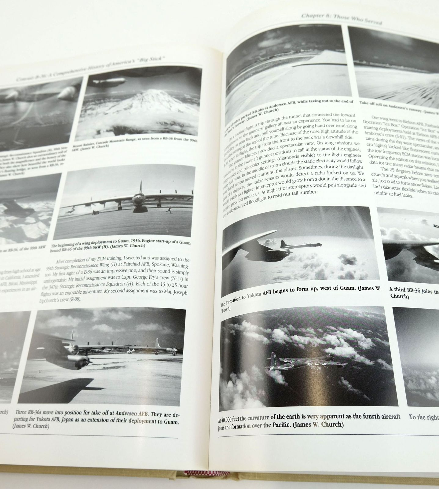 Photo of CONVAIR B-36: A COMPREHENSIVE HISTORY OF AMERICA'S