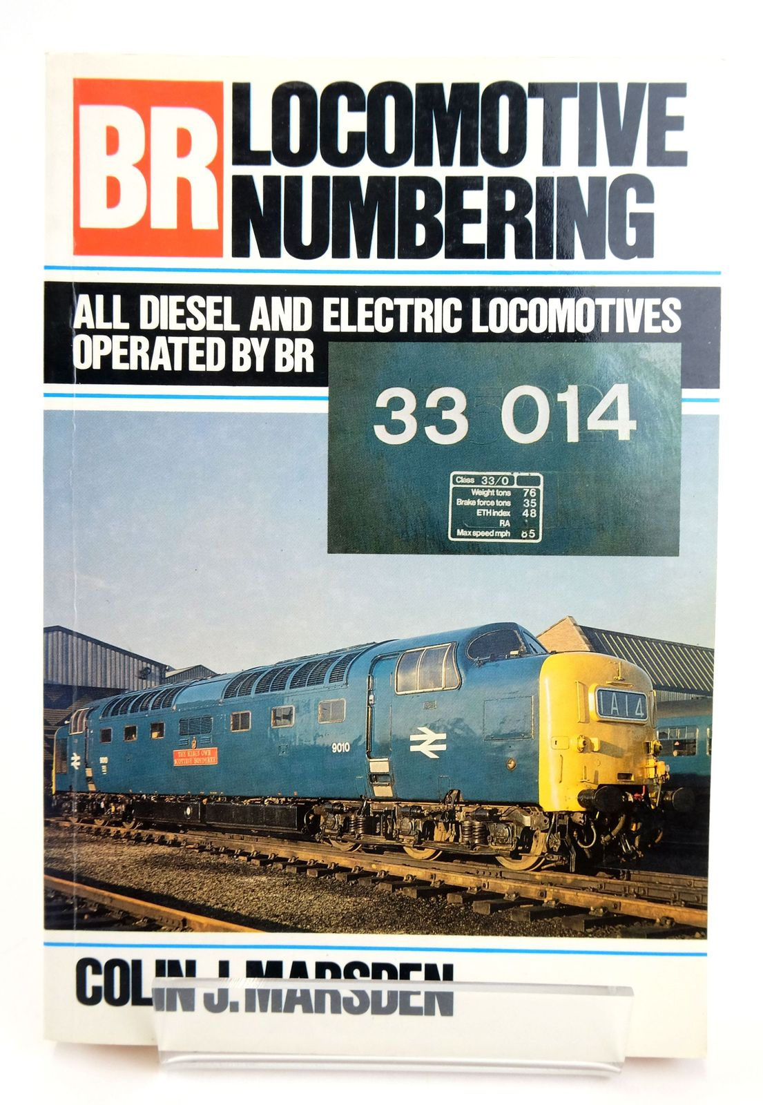 Photo of BR LOCOMOTIVE NUMBERING- Stock Number: 1820107