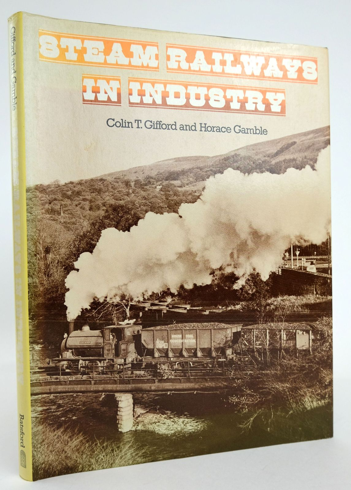 Photo of STEAM RAILWAYS IN INDUSTRY- Stock Number: 1820112