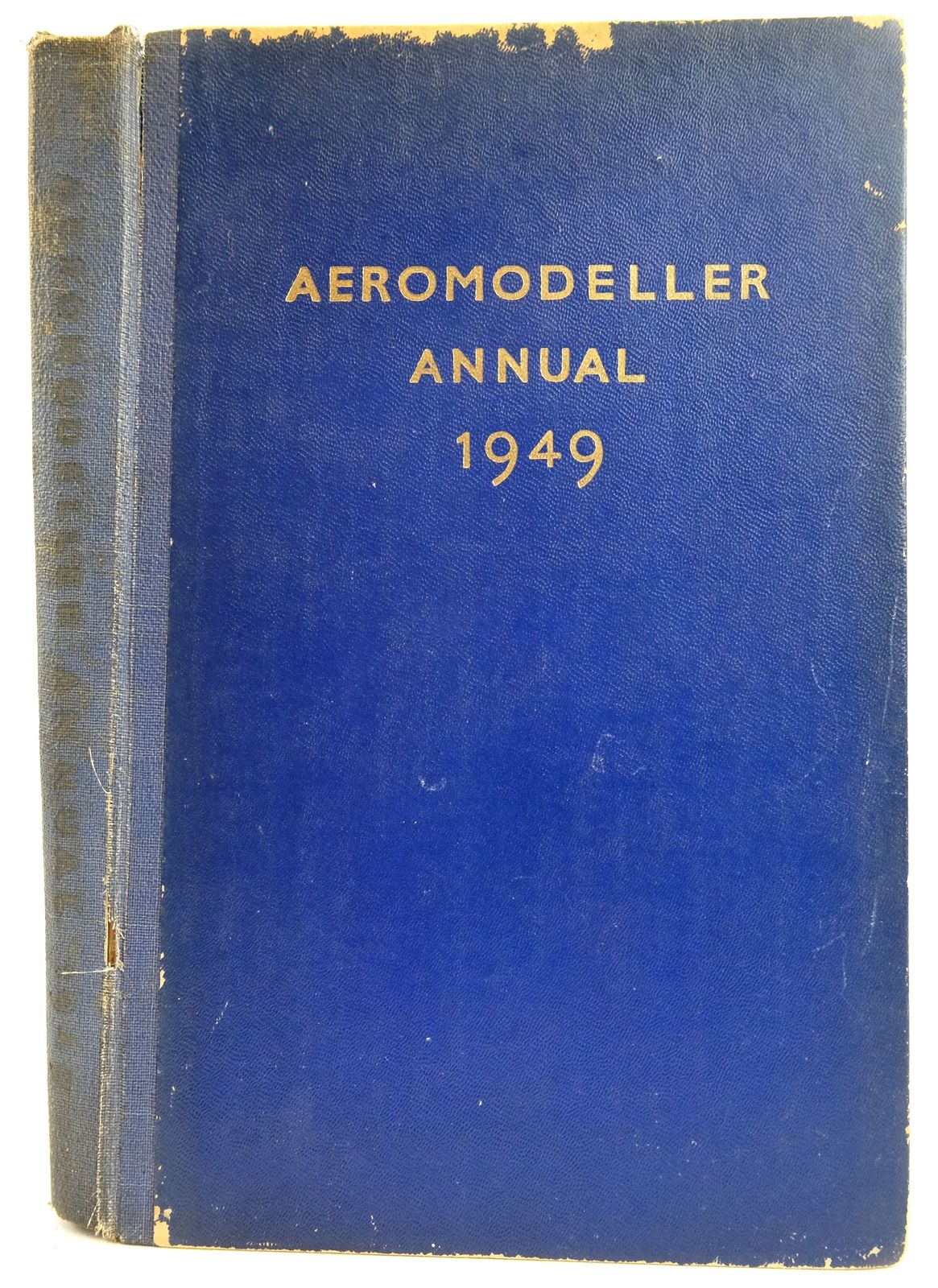 Photo of AEROMODELLER ANNUAL 1949- Stock Number: 1820123