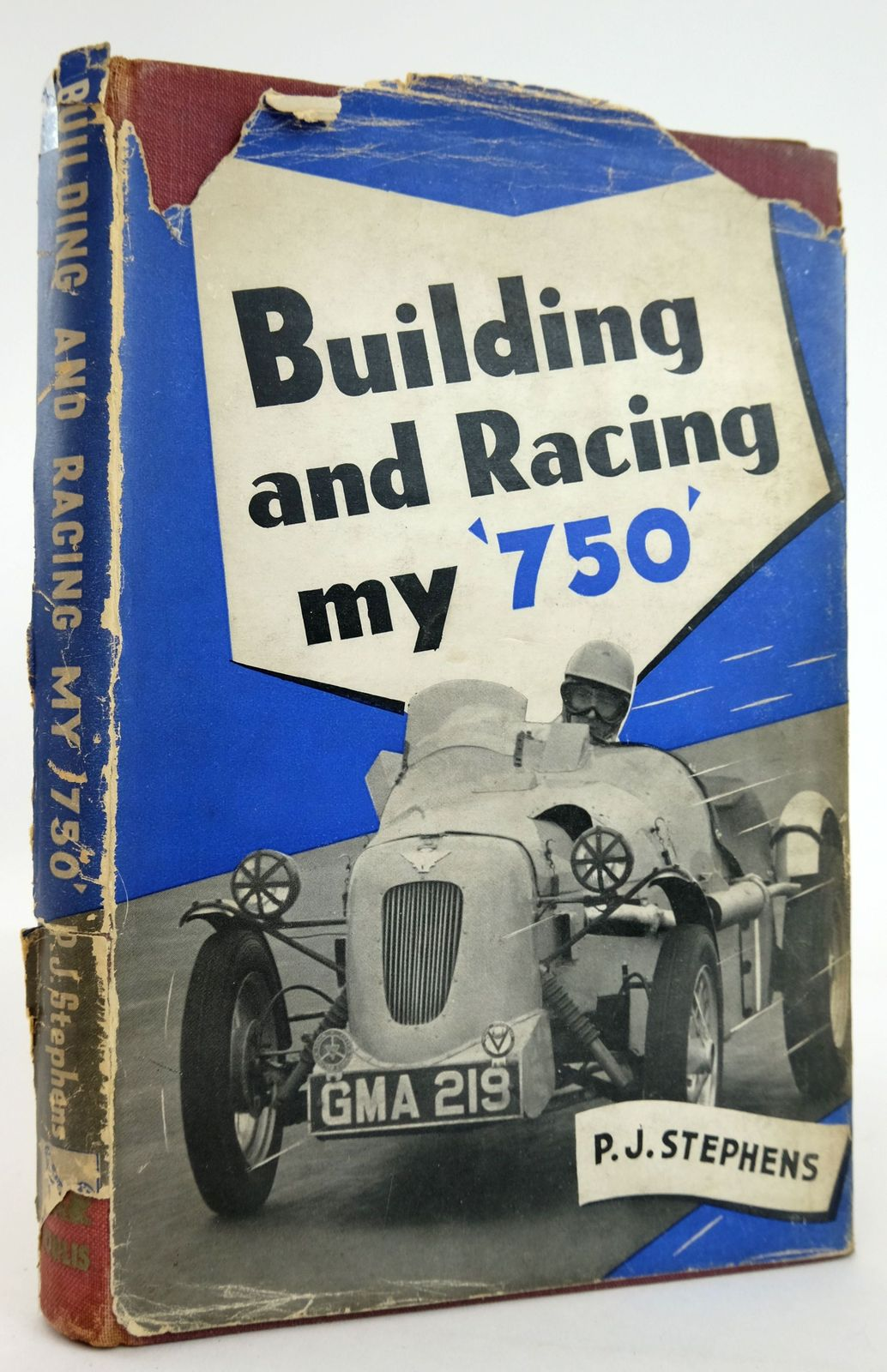 """Photo of BUILDING AND RACING MY """"750""""- Stock Number: 1820126"""