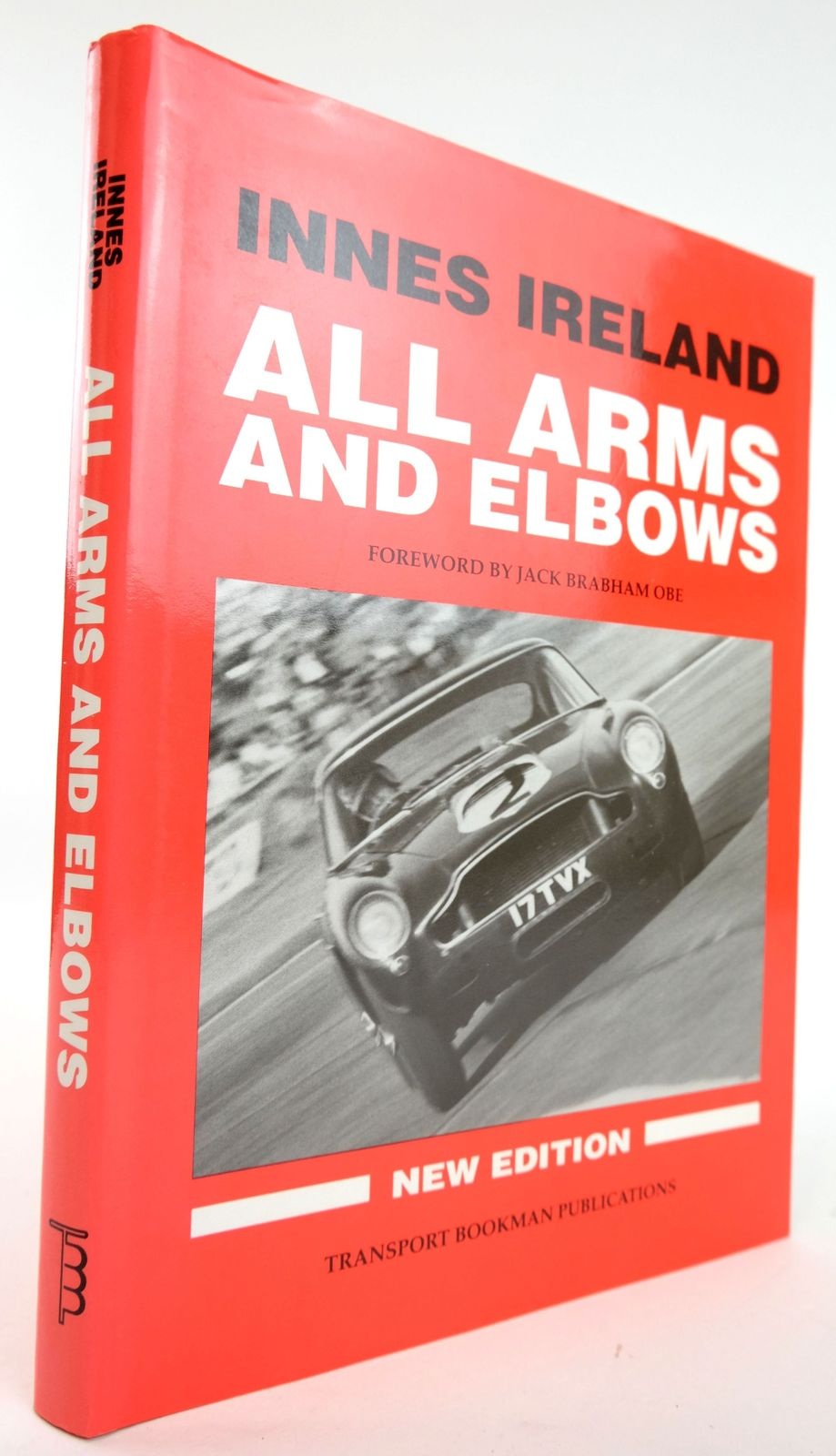 Photo of ALL ARMS AND ELBOWS written by Ireland, Innes published by Transport Bookman Publications (STOCK CODE: 1820131)  for sale by Stella & Rose's Books