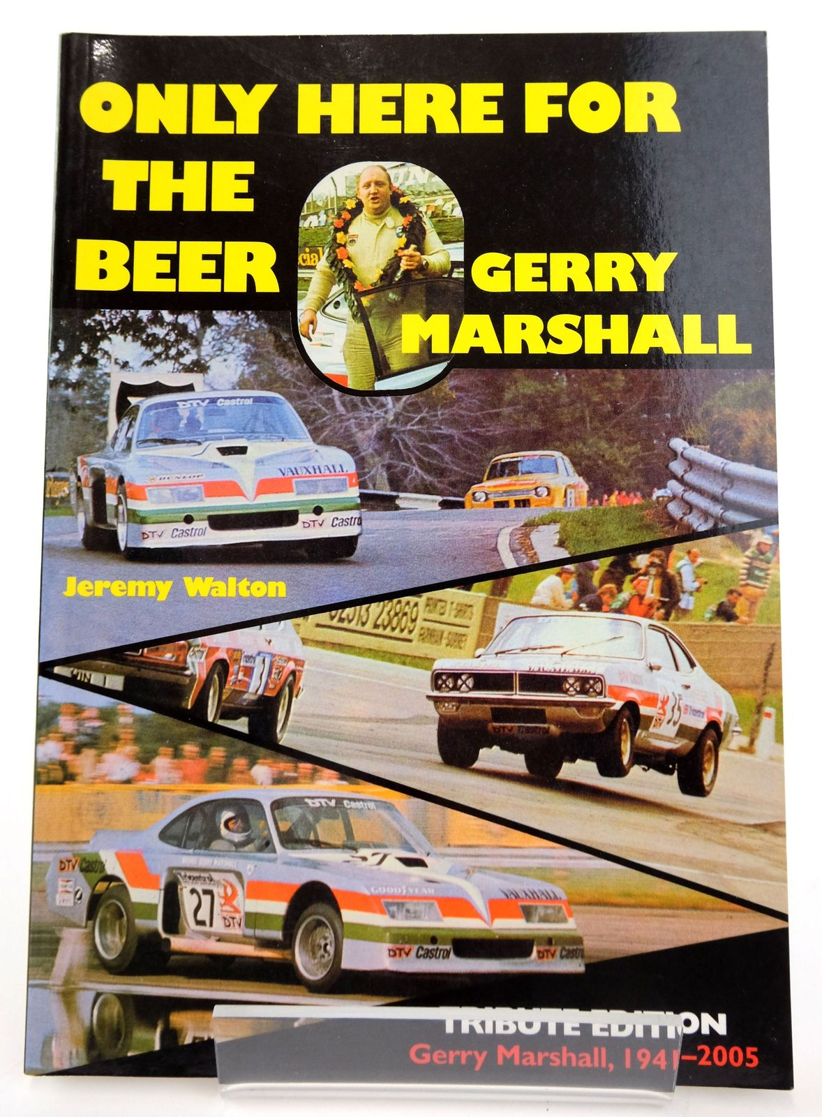 Photo of ONLY HERE FOR THE BEER: GERRY MARSHALL- Stock Number: 1820132