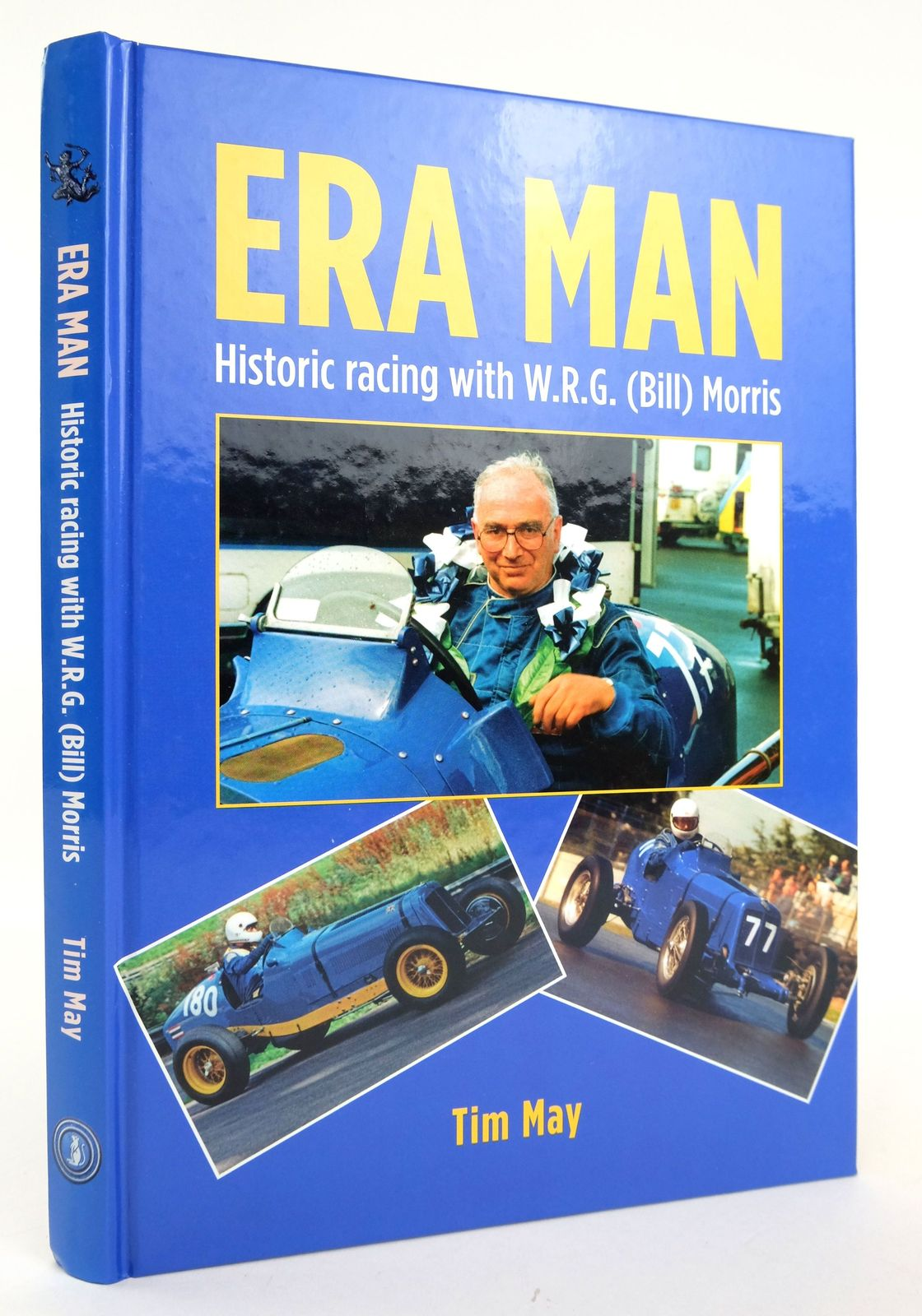Photo of ERA MAN: HISTORIC RACING WITH W.R.G. (BILL) MORRIS- Stock Number: 1820133