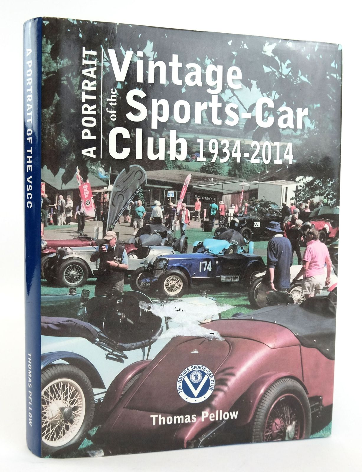 Photo of A PORTRAIT OF THE VINTAGE SPORTS-CAR CLUB 1934-2014- Stock Number: 1820135