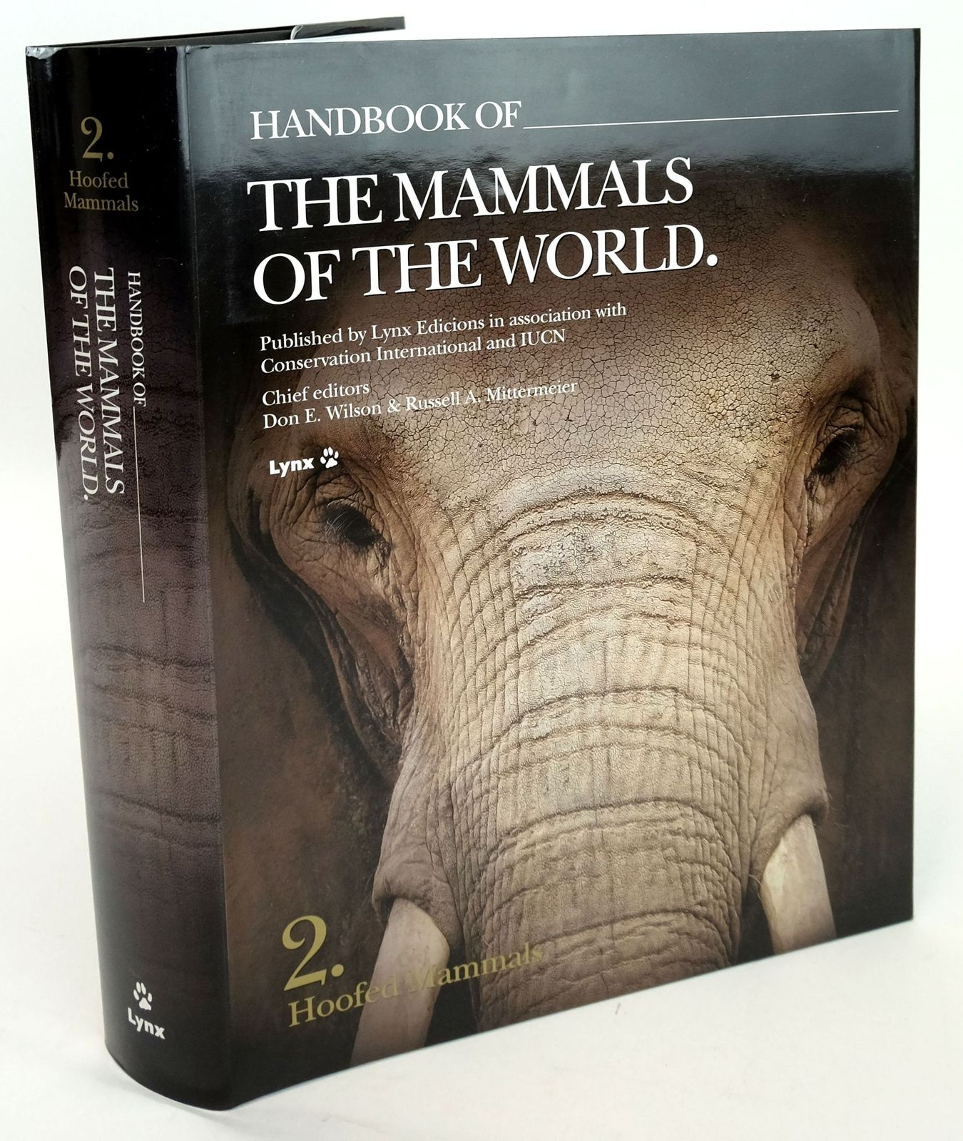 Photo of HANDBOOK OF THE MAMMALS OF THE WORLD 2. HOOFED MAMMALS- Stock Number: 1820164