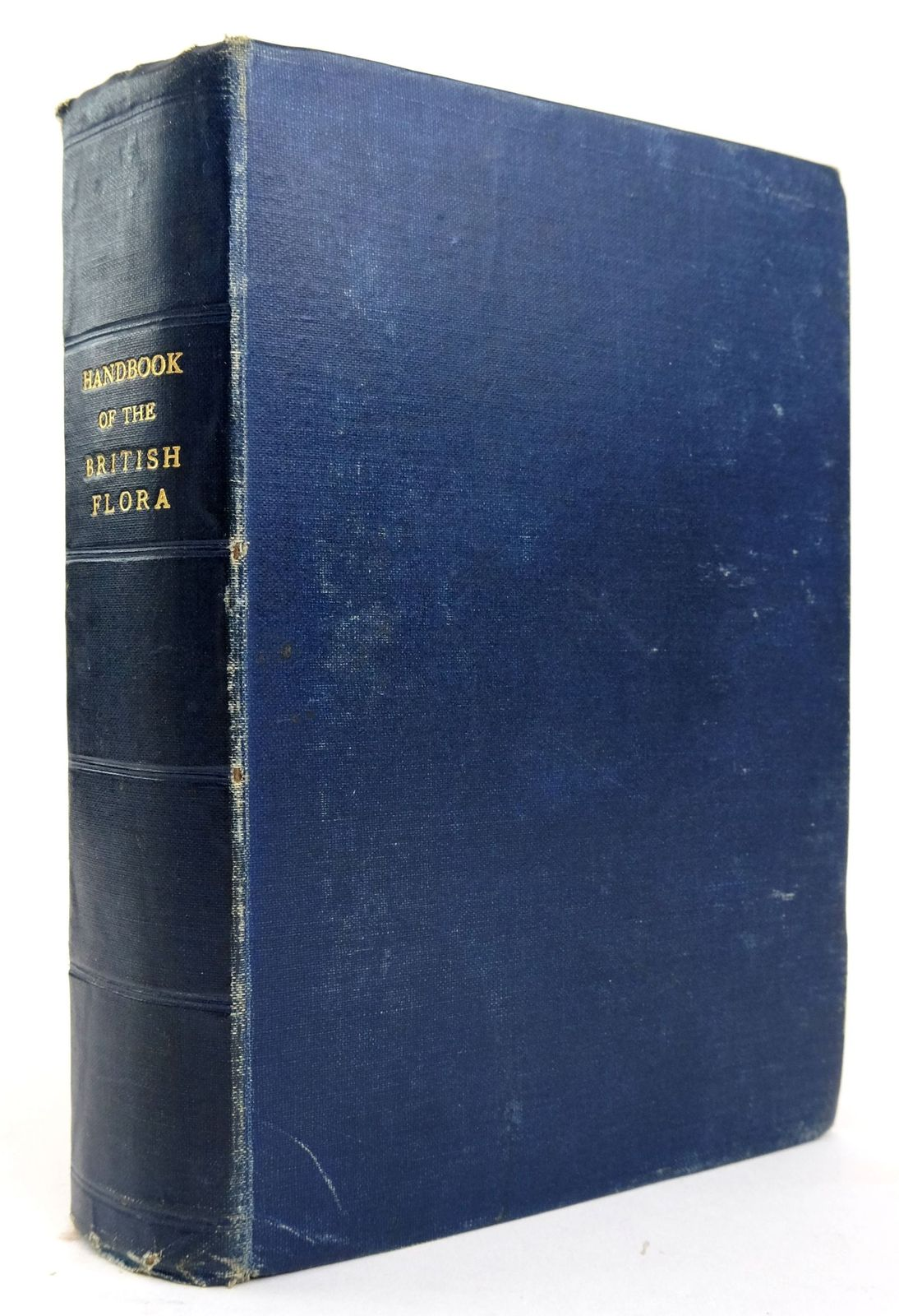 Photo of HANDBOOK OF THE BRITISH FLORA- Stock Number: 1820166