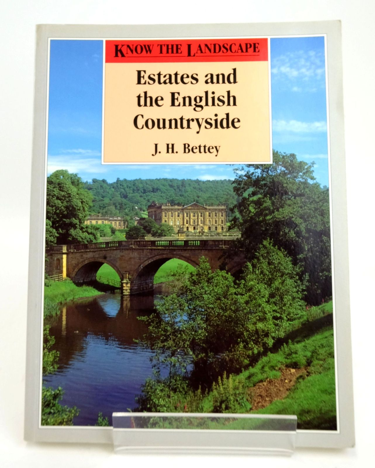 Photo of ESTATES AND THE ENGLISH COUNTRYSIDE written by Bettey, J.H. published by B.T. Batsford (STOCK CODE: 1820177)  for sale by Stella & Rose's Books
