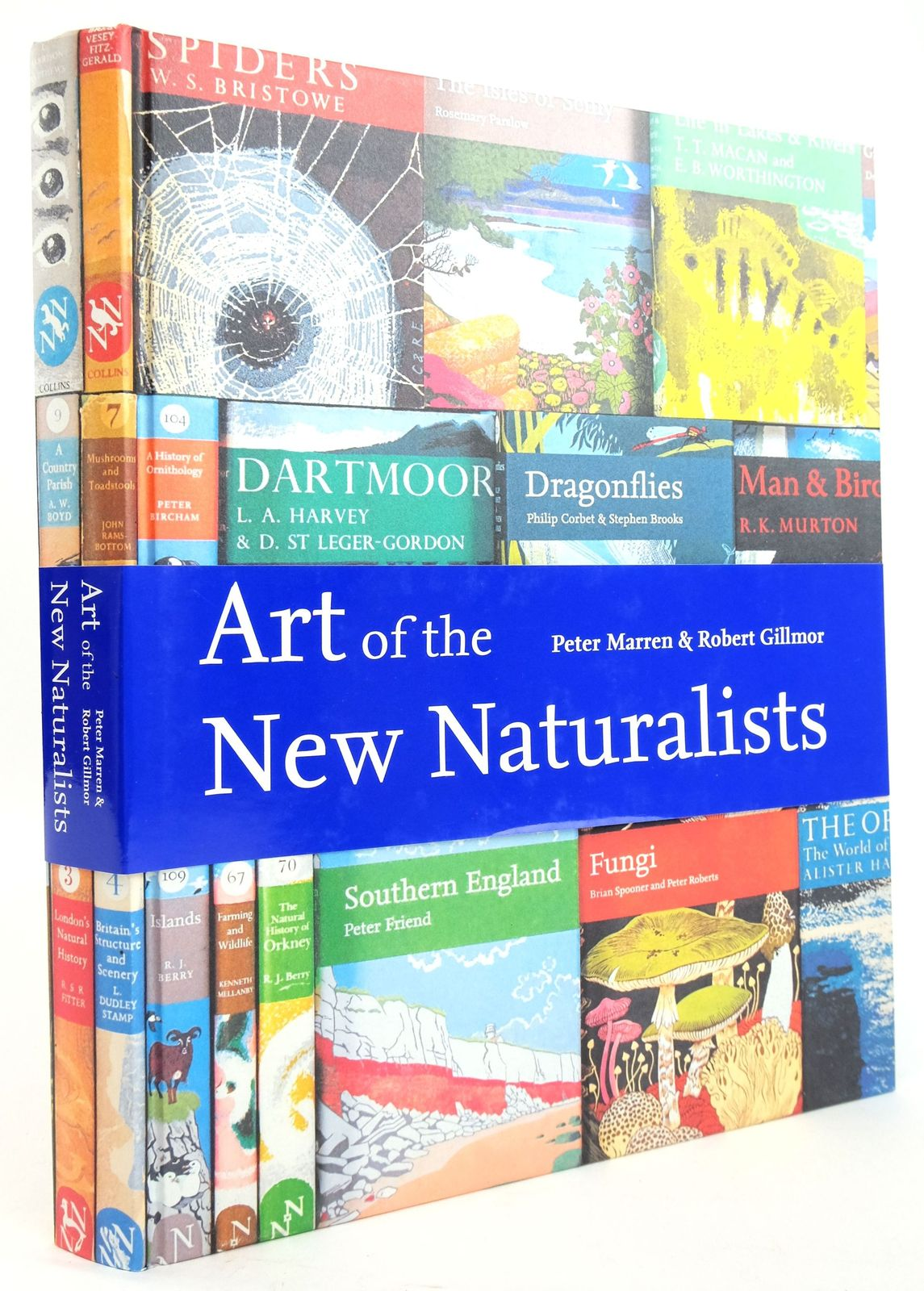 Photo of ART OF THE NEW NATURALISTS written by Marren, Peter Gillmor, Robert published by Collins (STOCK CODE: 1820185)  for sale by Stella & Rose's Books