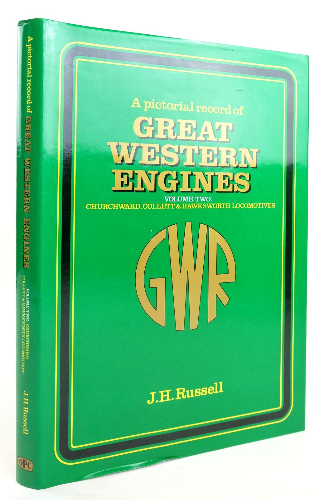 Photo of A PICTORIAL RECORD OF GREAT WESTERN ENGINES VOLUME TWO written by Russell, J.H. published by Oxford Publishing Co (STOCK CODE: 1820189)  for sale by Stella & Rose's Books