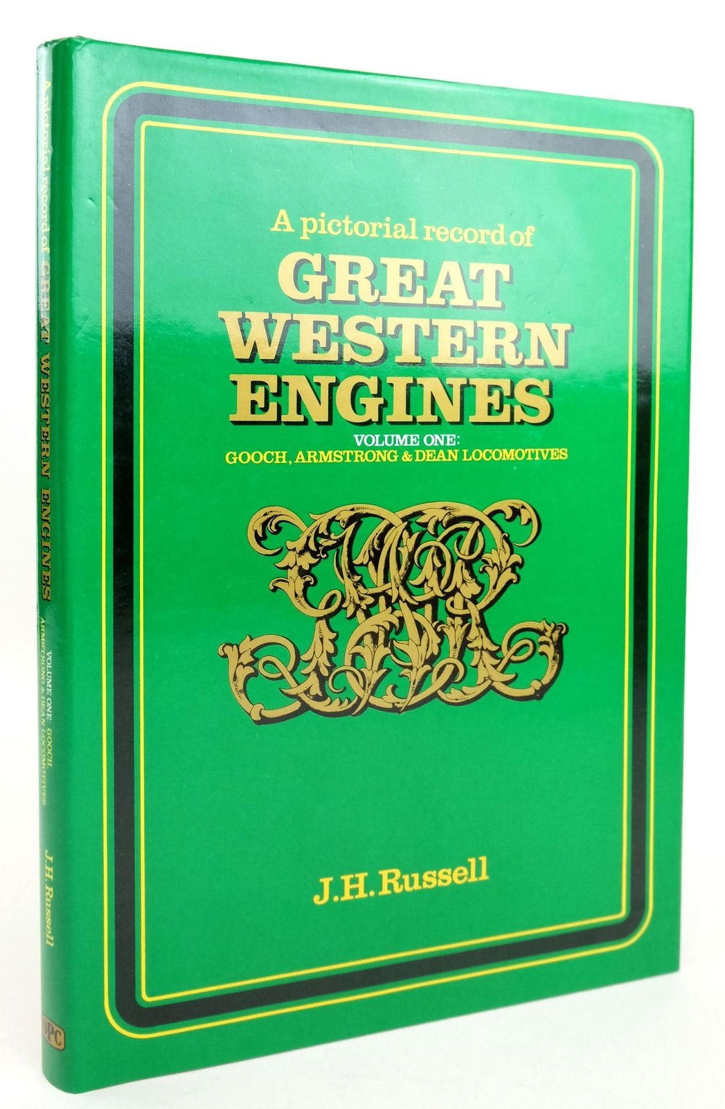 Photo of A PICTORIAL RECORD OF GREAT WESTERN ENGINES VOLUME ONE written by Russell, J.H. published by Oxford Publishing (STOCK CODE: 1820192)  for sale by Stella & Rose's Books