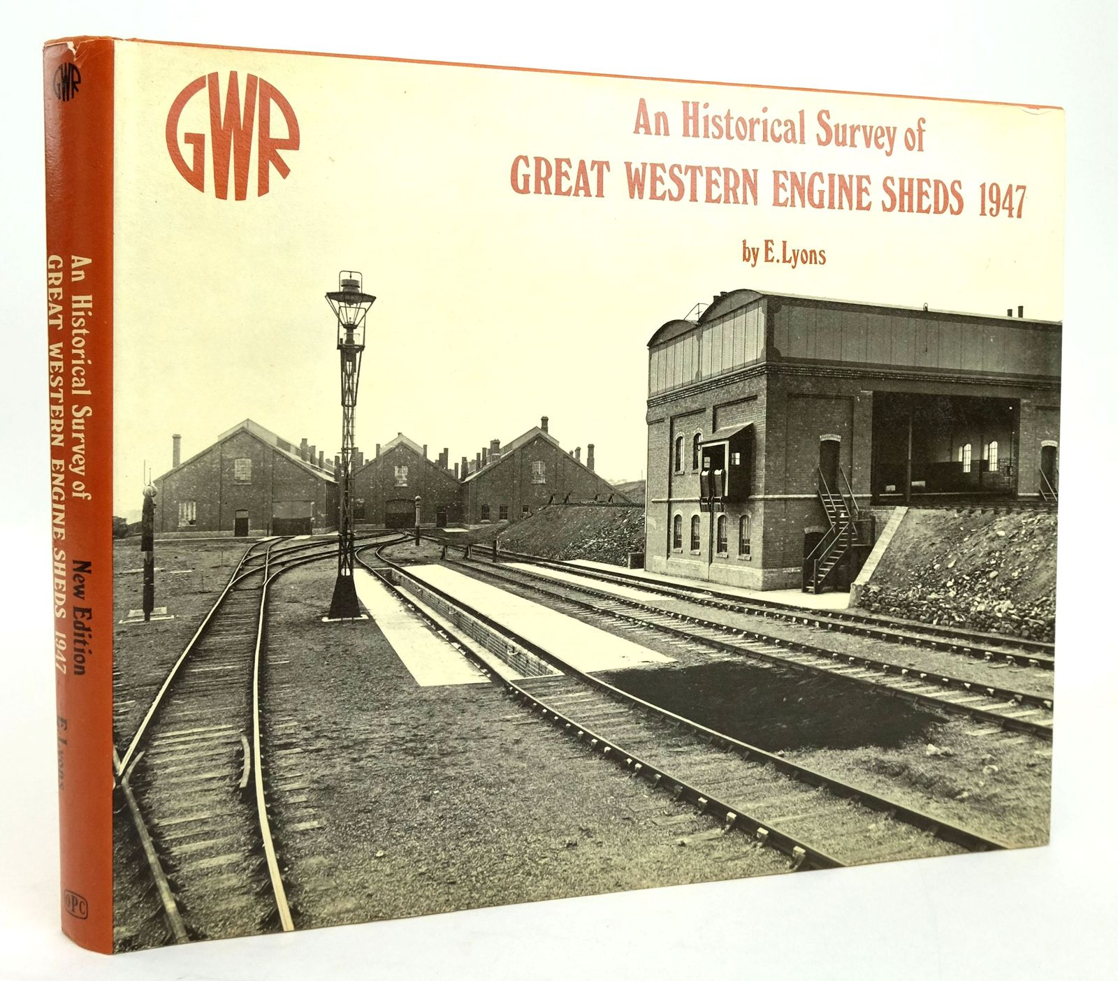 Photo of AN HISTORICAL SURVEY OF GREAT WESTERN ENGINE SHEDS 1947- Stock Number: 1820193