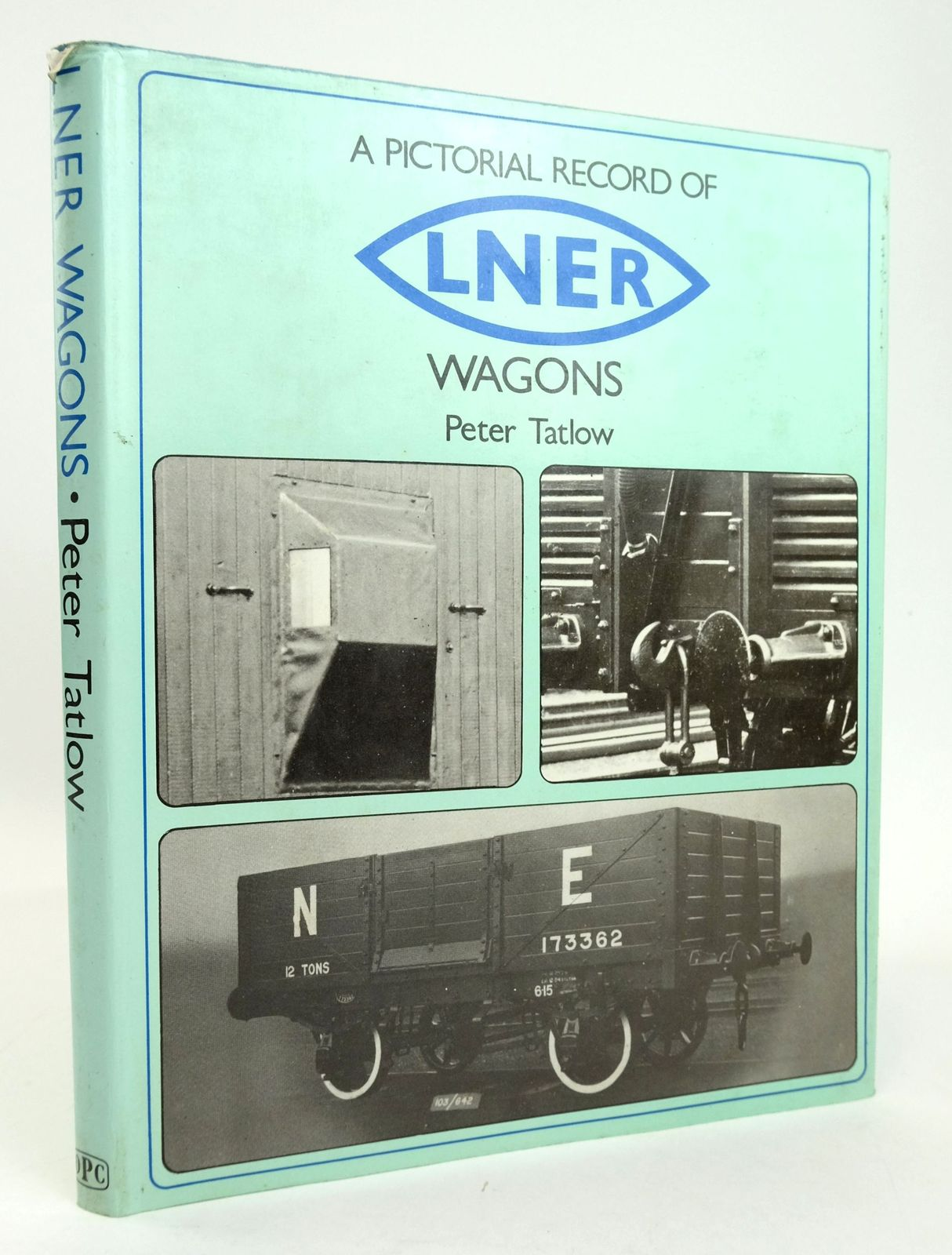 Photo of A PICTORIAL RECORD OF LNER WAGONS- Stock Number: 1820195