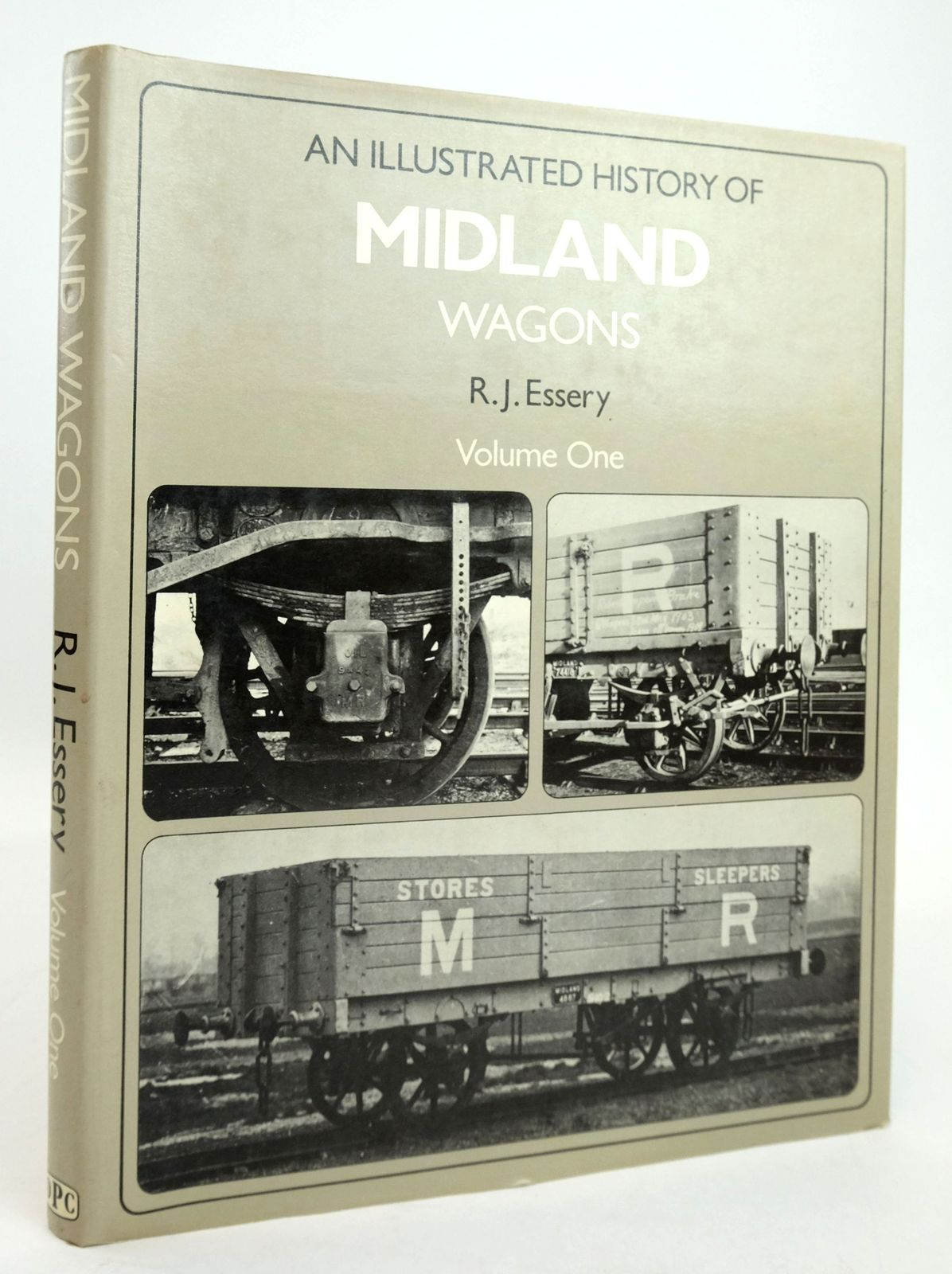 Photo of AN ILLUSTRATED HISTORY OF MIDLAND WAGONS VOLUME ONE- Stock Number: 1820197